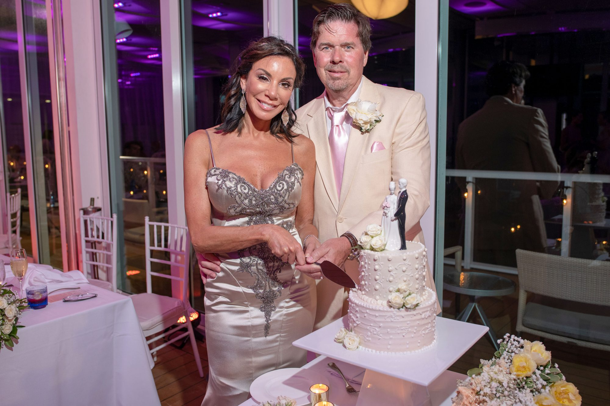 RHONJ's Danielle Staub Gets Married in Bimini