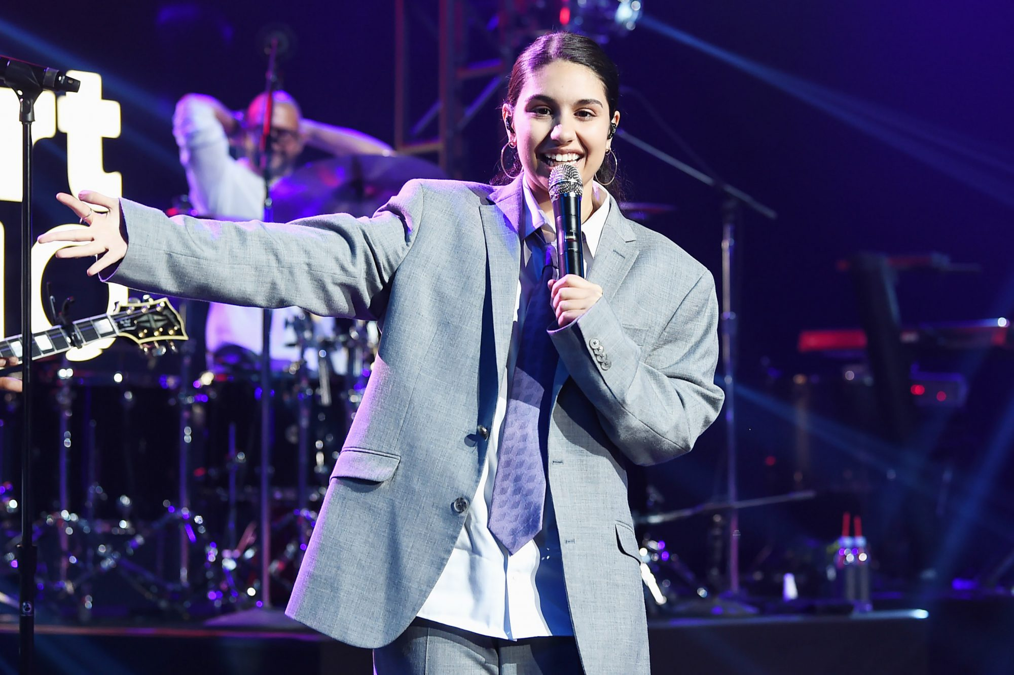 iHeartRadio Album Release Party With Alessia Cara At The iHeartRadio Theater in LA