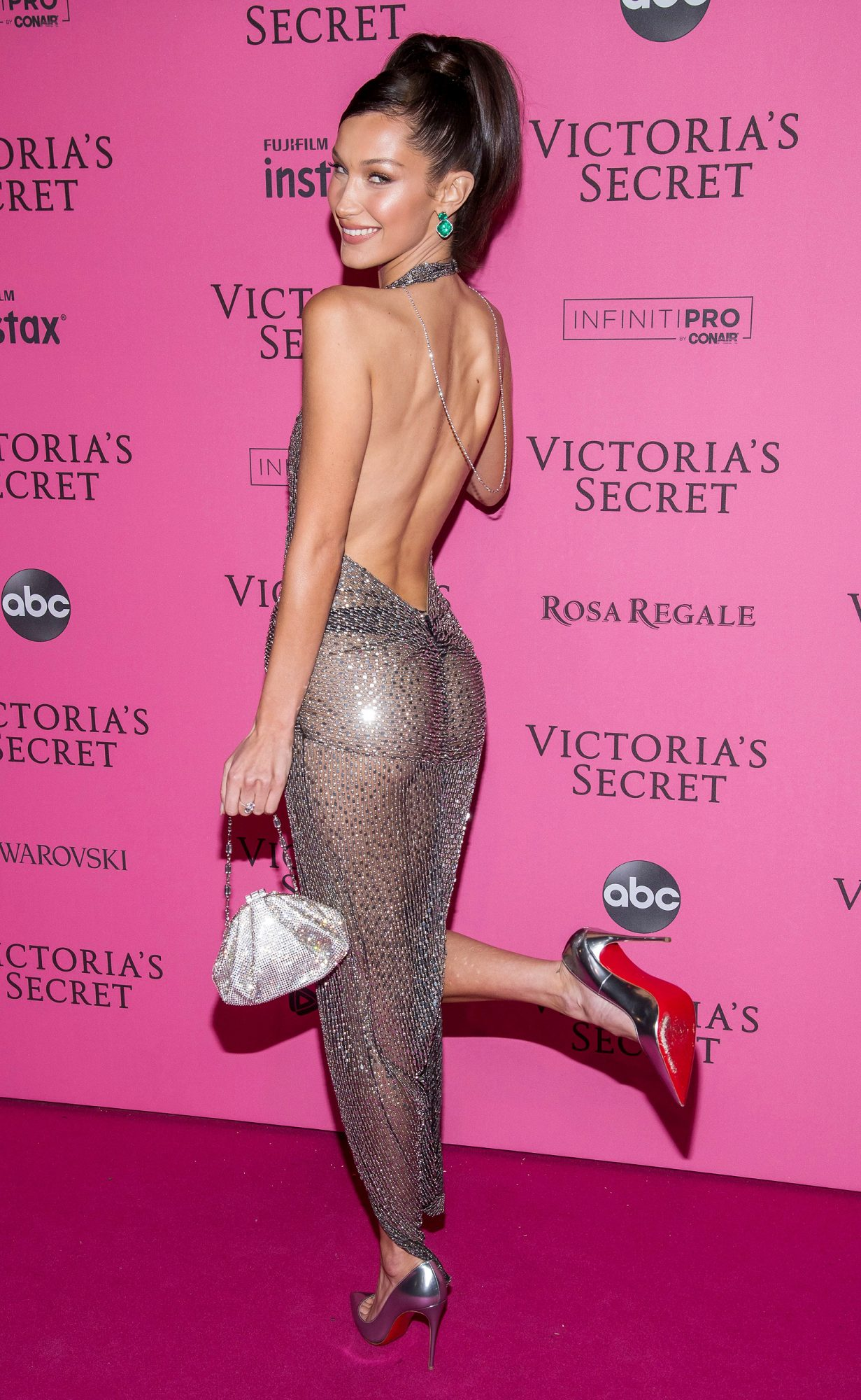 2018 Victoria's Secret Fashion Show - After Party Arrivals, New York, USA - 08 Nov 2018