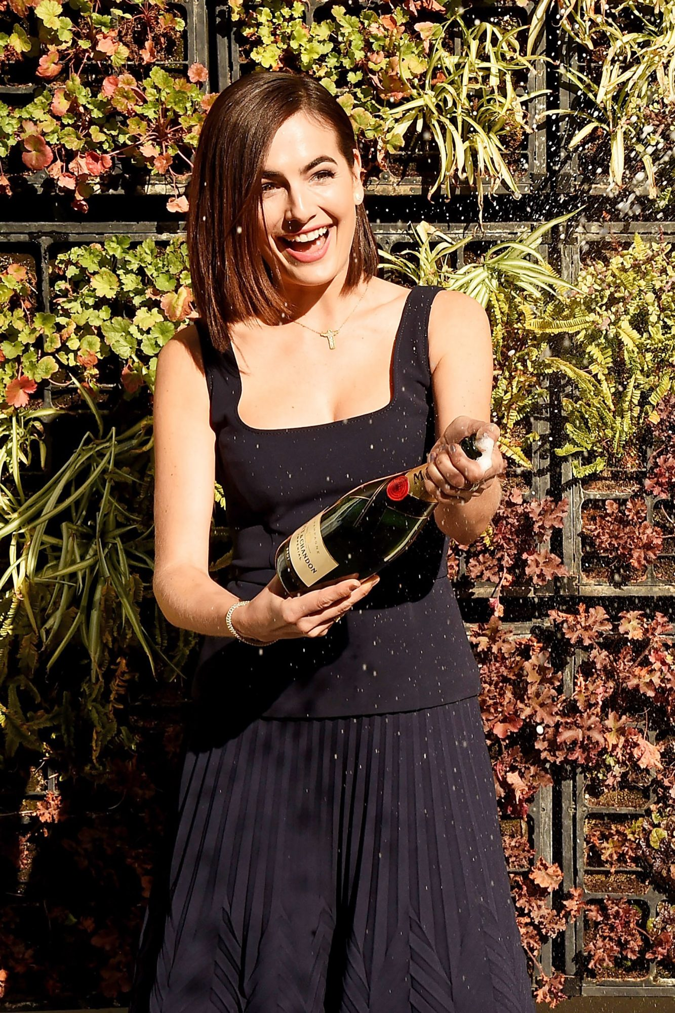 Moet & Chandon Celebrates The 76th Annual Golden Globe Awards Menu Preview