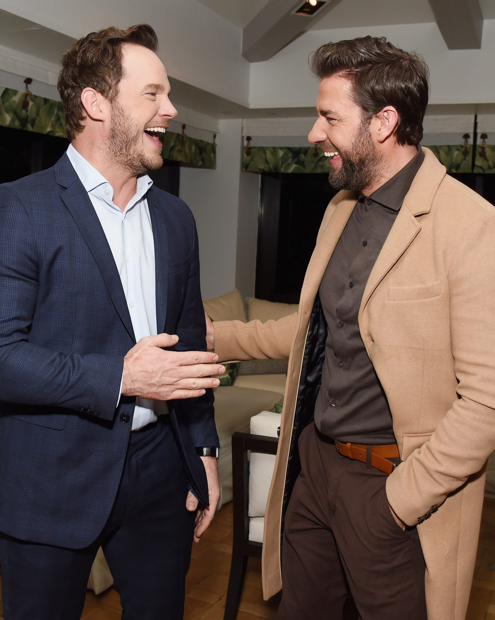 Chris Pratt Hosts a Special Screening of Paramount Pictures' film  'A Quiet Place'