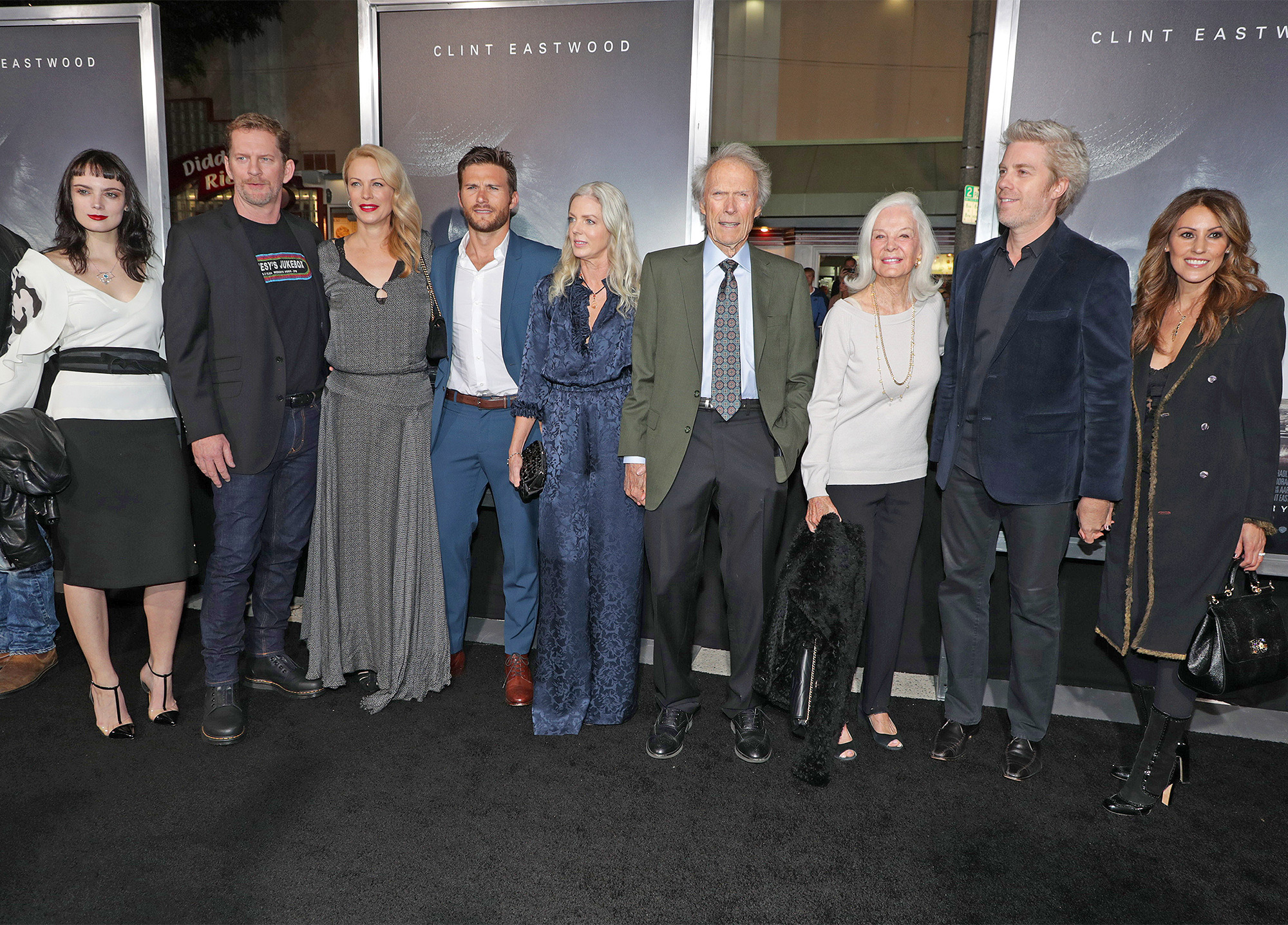 Warner Bros. Pictures World Premiere of 'The Mule' at Regency Village Theatre, Los Angeles, CA, USA - 10 December 2018