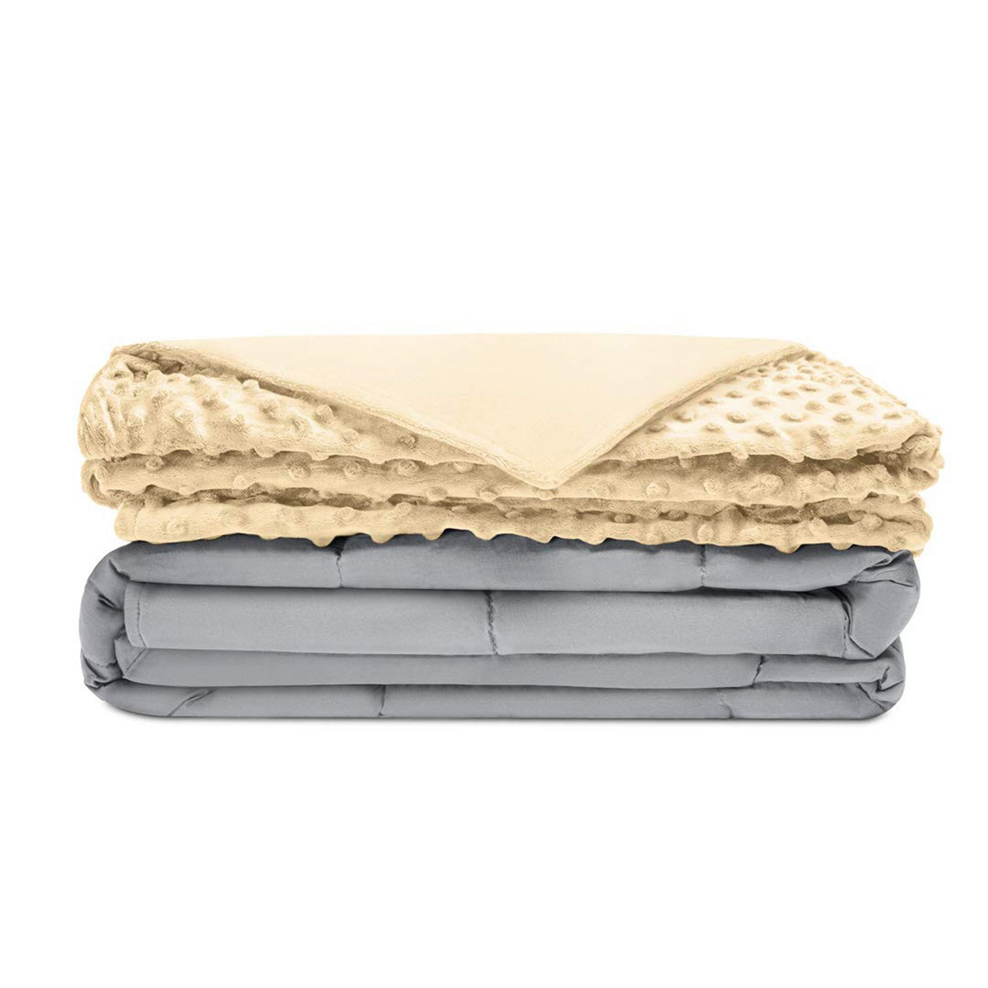 Quilty Weighted Blanket for Sleep