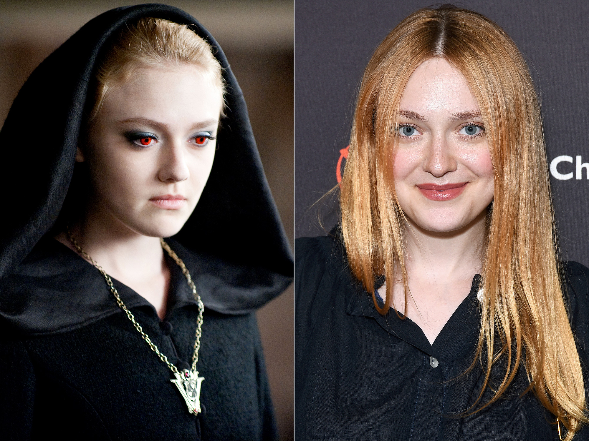 Dakota Fanning as Jane Volturi