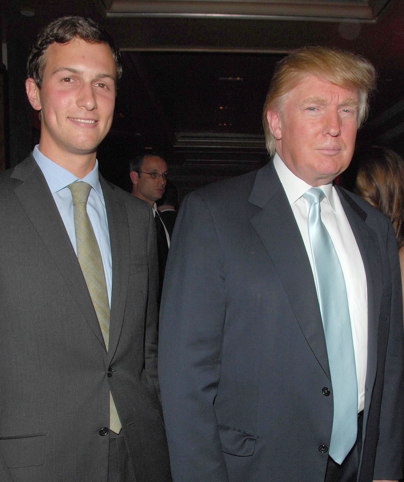 Donald Trump Jared Kushner - News