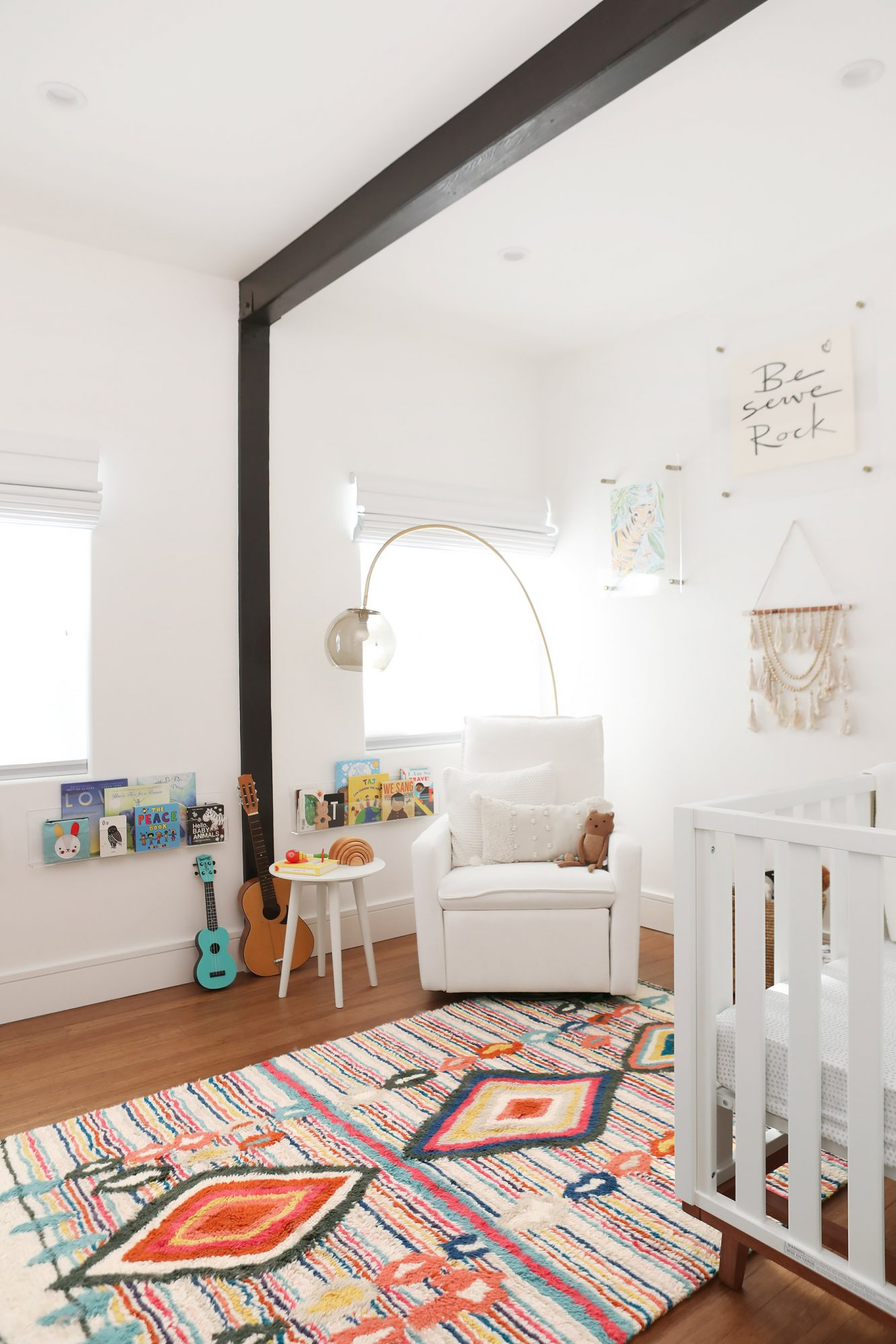 Michael Franti - Pottery Barn Baby NurseryCredit: Pottery Barn Kids