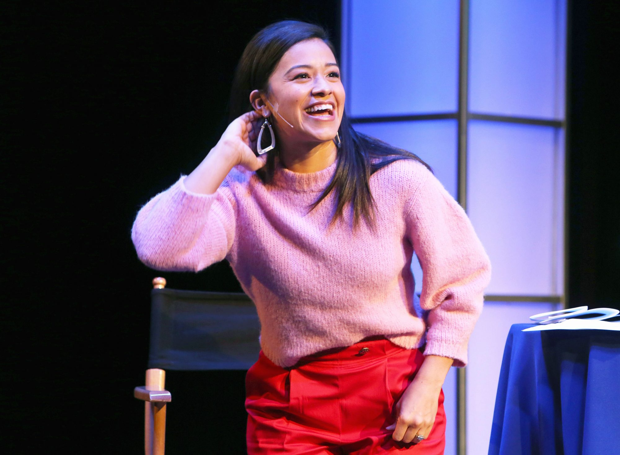Ford And Gina Rodriguez Present Breaking The Glass Ceiling