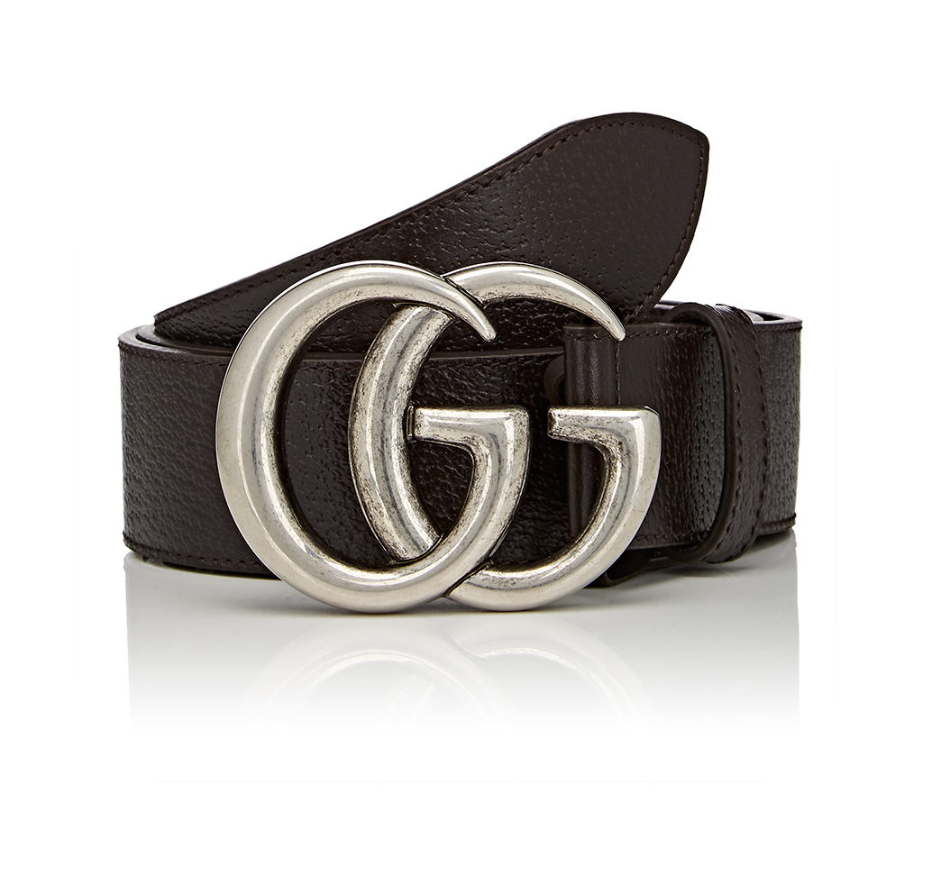 Gucci-Double-G-Buckle-Leather-Belt