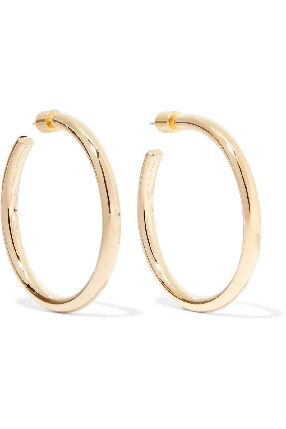 Jennifer Fisher Baby Lilly Hoop Earrings