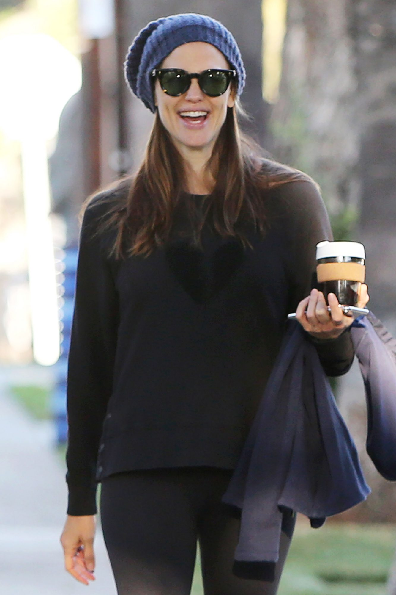 Jennifer Garner out and about, Los Angeles, USA - 19 Dec 2018