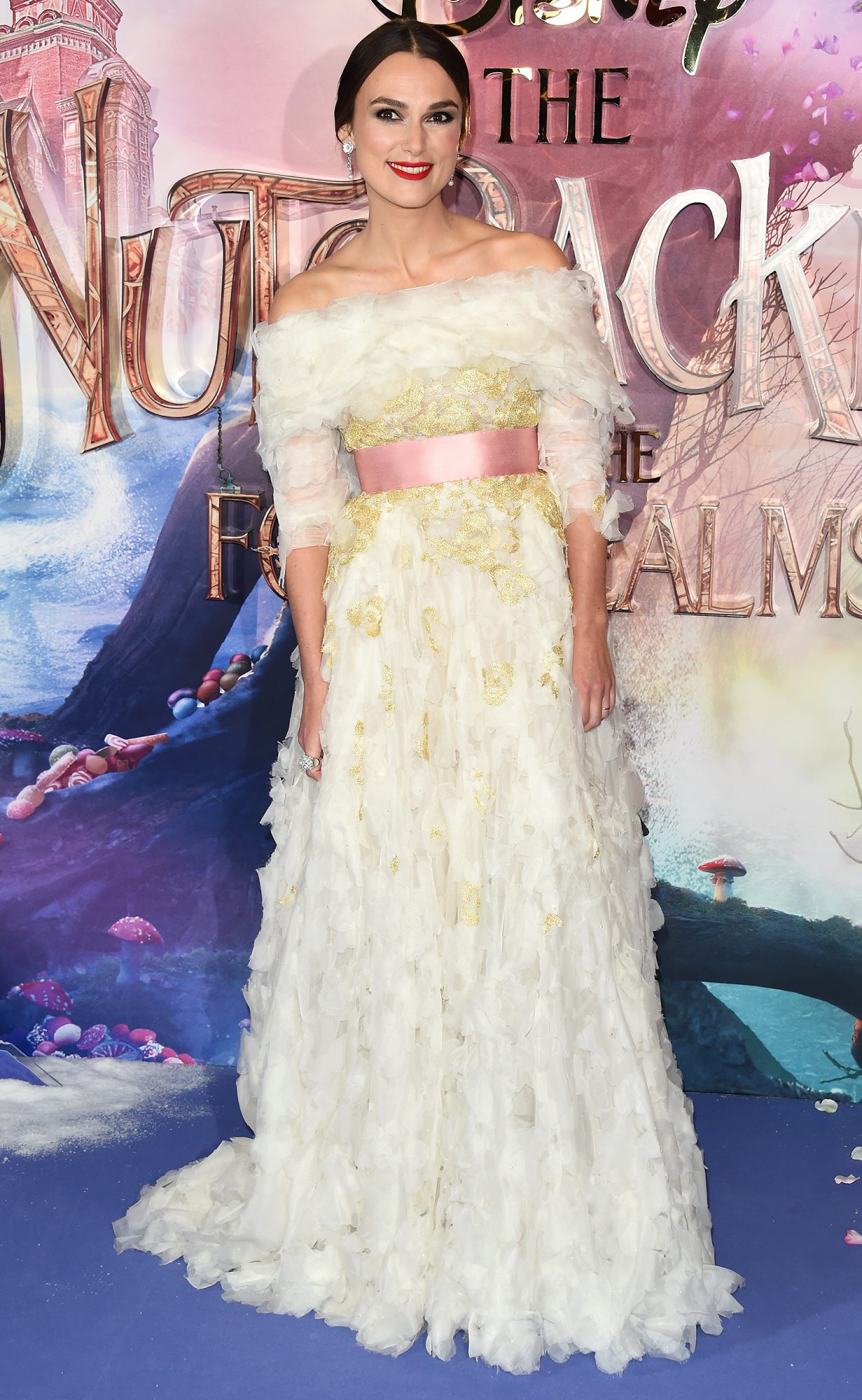 "Disney's ""The Nutcracker And The Four Realms"" - European Premiere - VIP Arrivals"