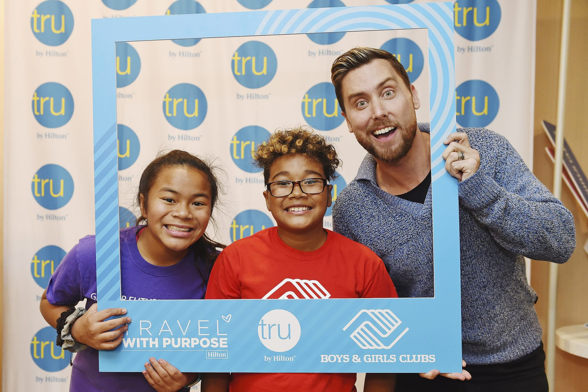 Tru by Hilton Tru Connections Event with CONNECT 4® Tournament