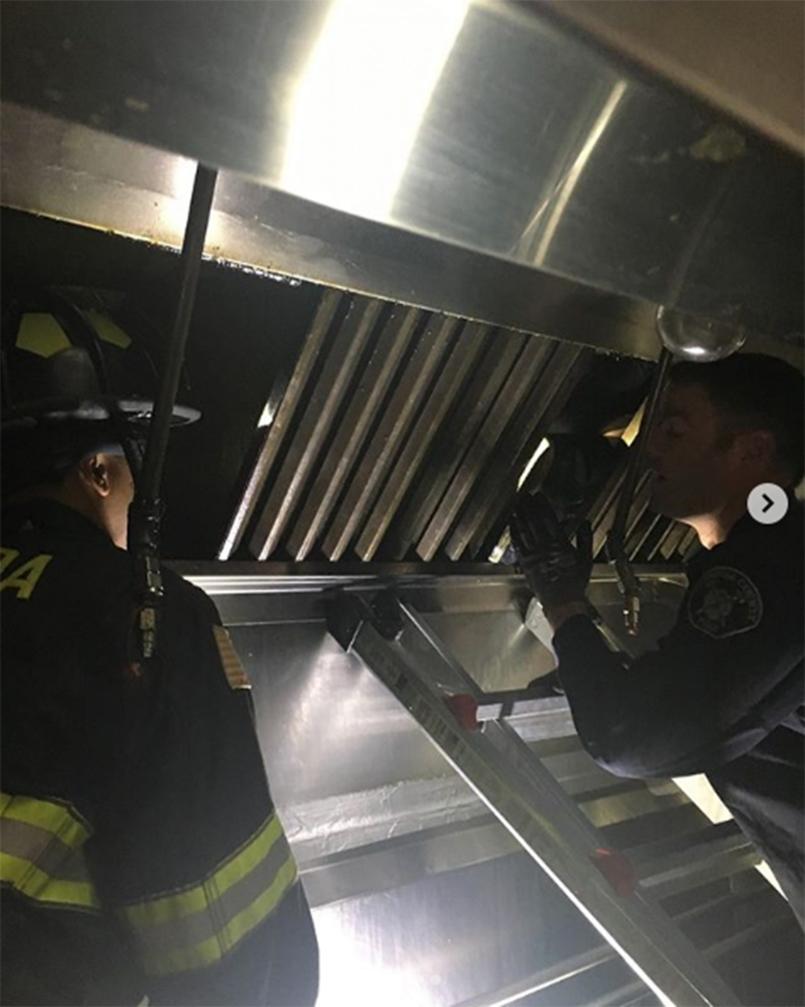 Man Rescued After Getting Stuck In Restaurant S Grease Vent For 2 Days People Com