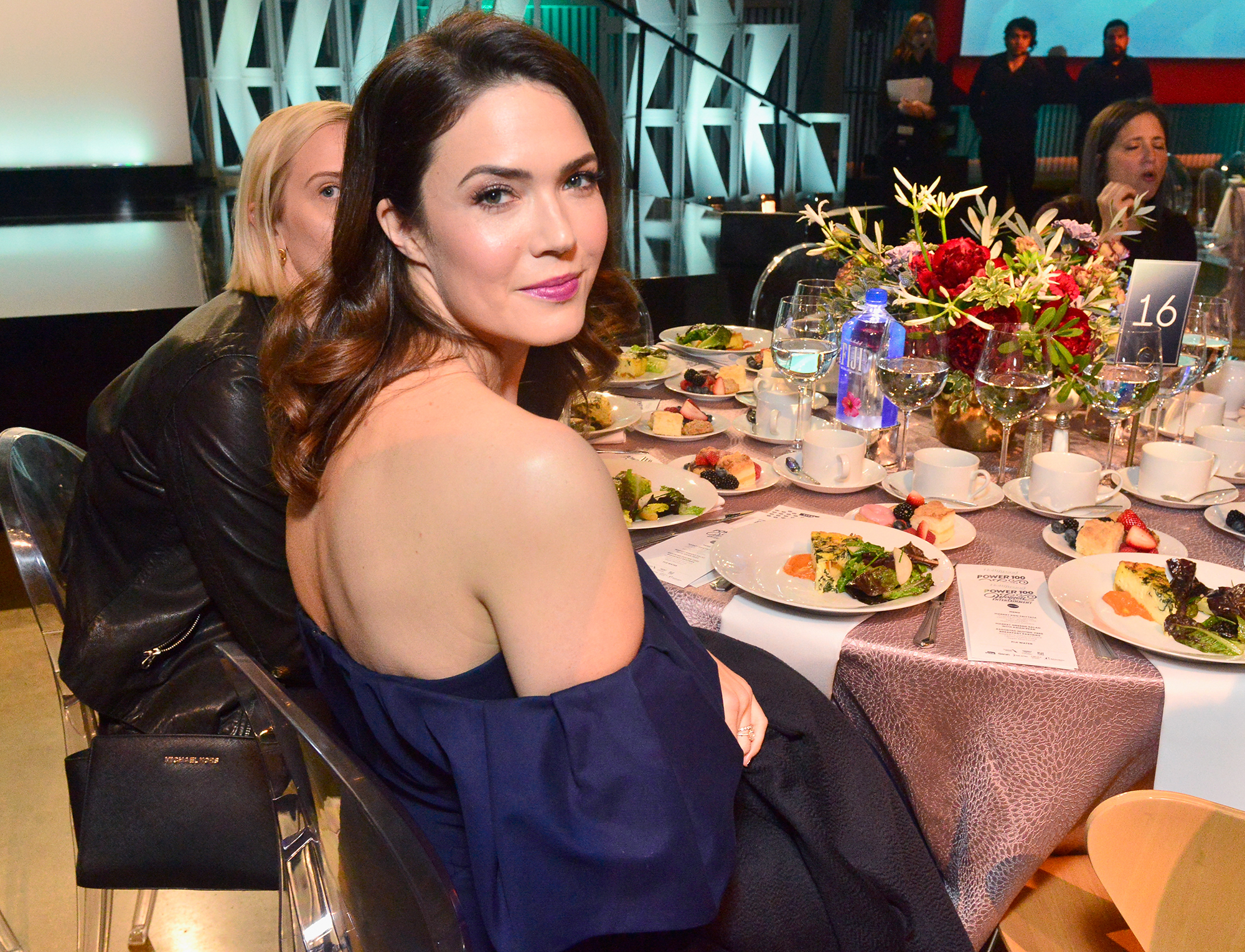 FIJI Water At The Hollywood Reporter's 27th Annual Women In Entertainment Breakfast