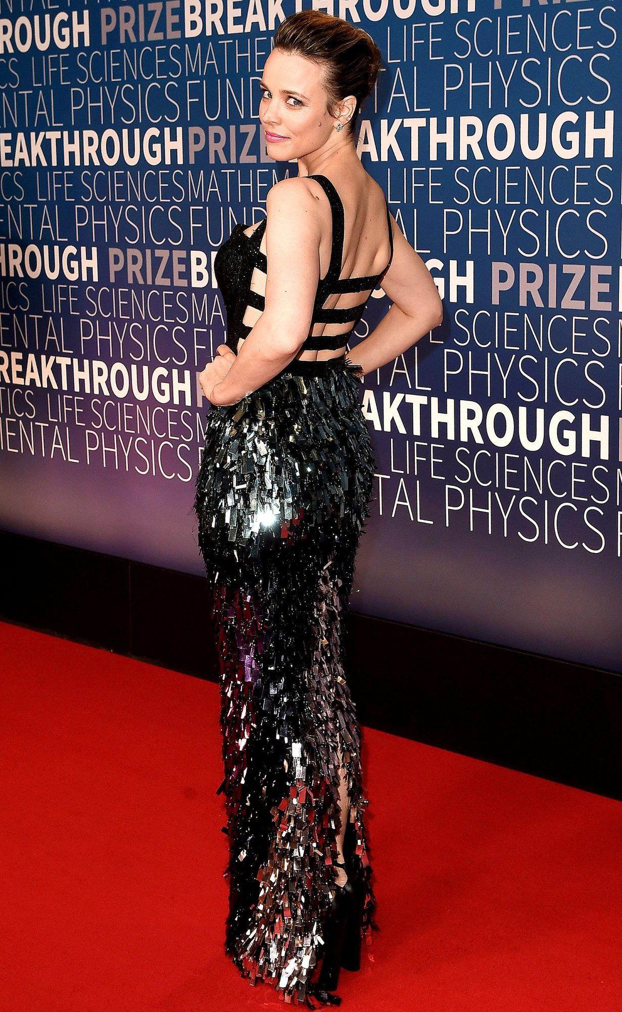 Breakthrough Prize, Arrivals, NASA Ames Research Center, Mountain View, USA - 04 Nov 2018