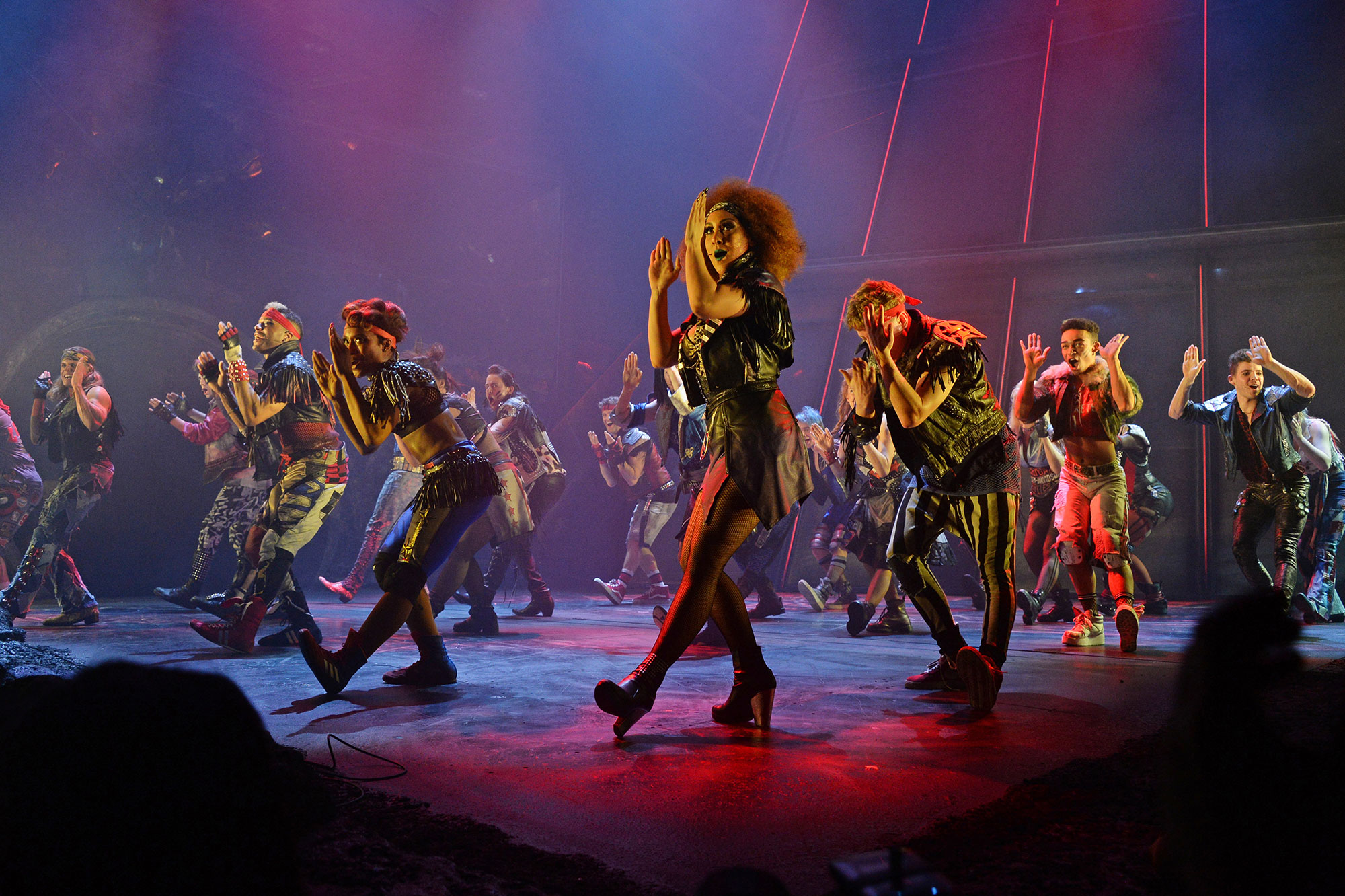 """""""Bat Out Of Hell The Musical"""" - Gala Night - Curtain Call"""
