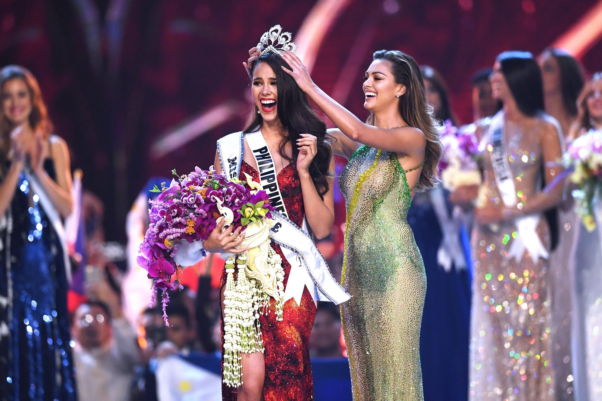 THAILAND-MISS UNIVERSE-PAGEANT