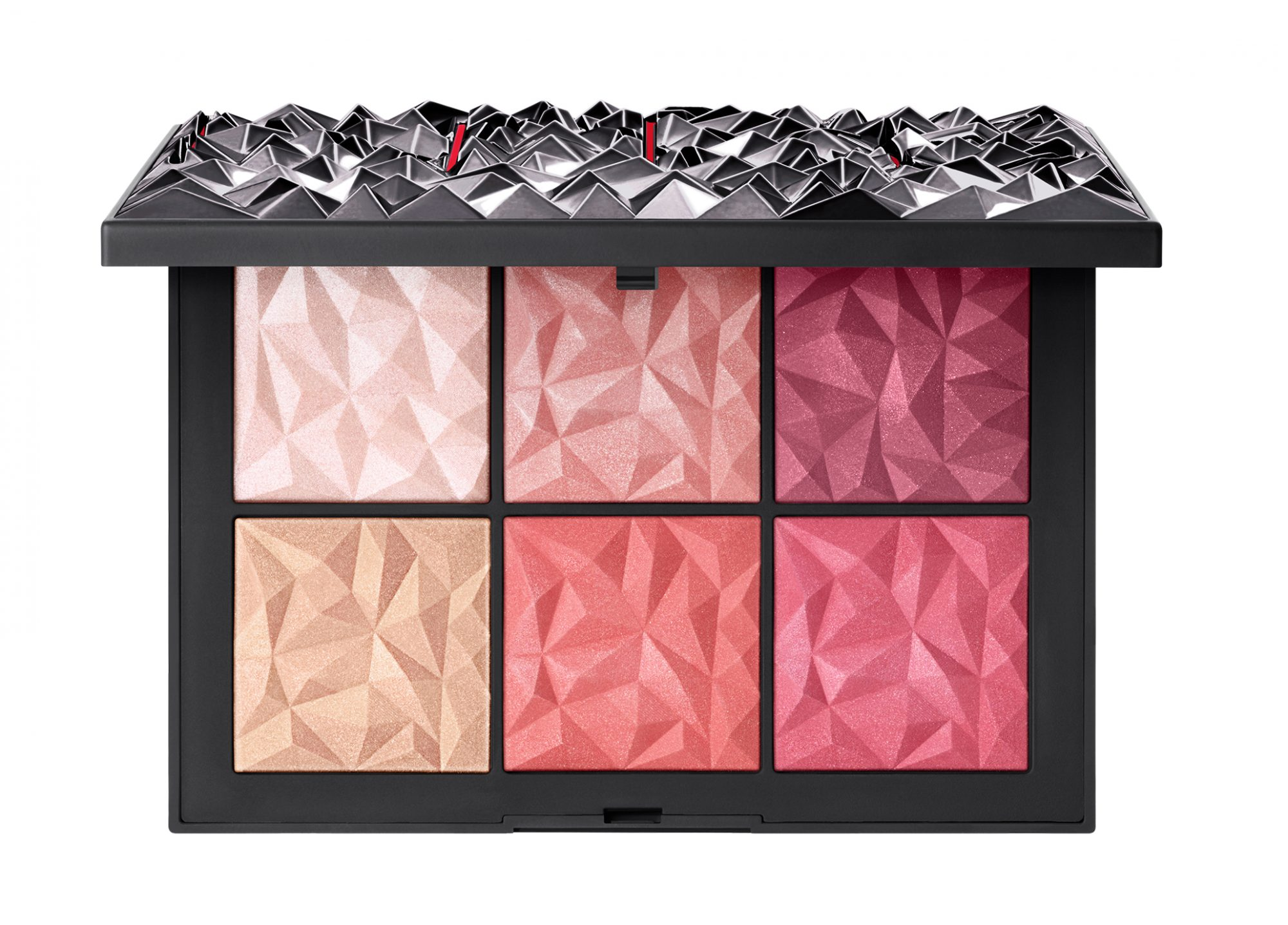 NARS Holiday 2018 Collection - Hot Tryst Cheek Palette - Open