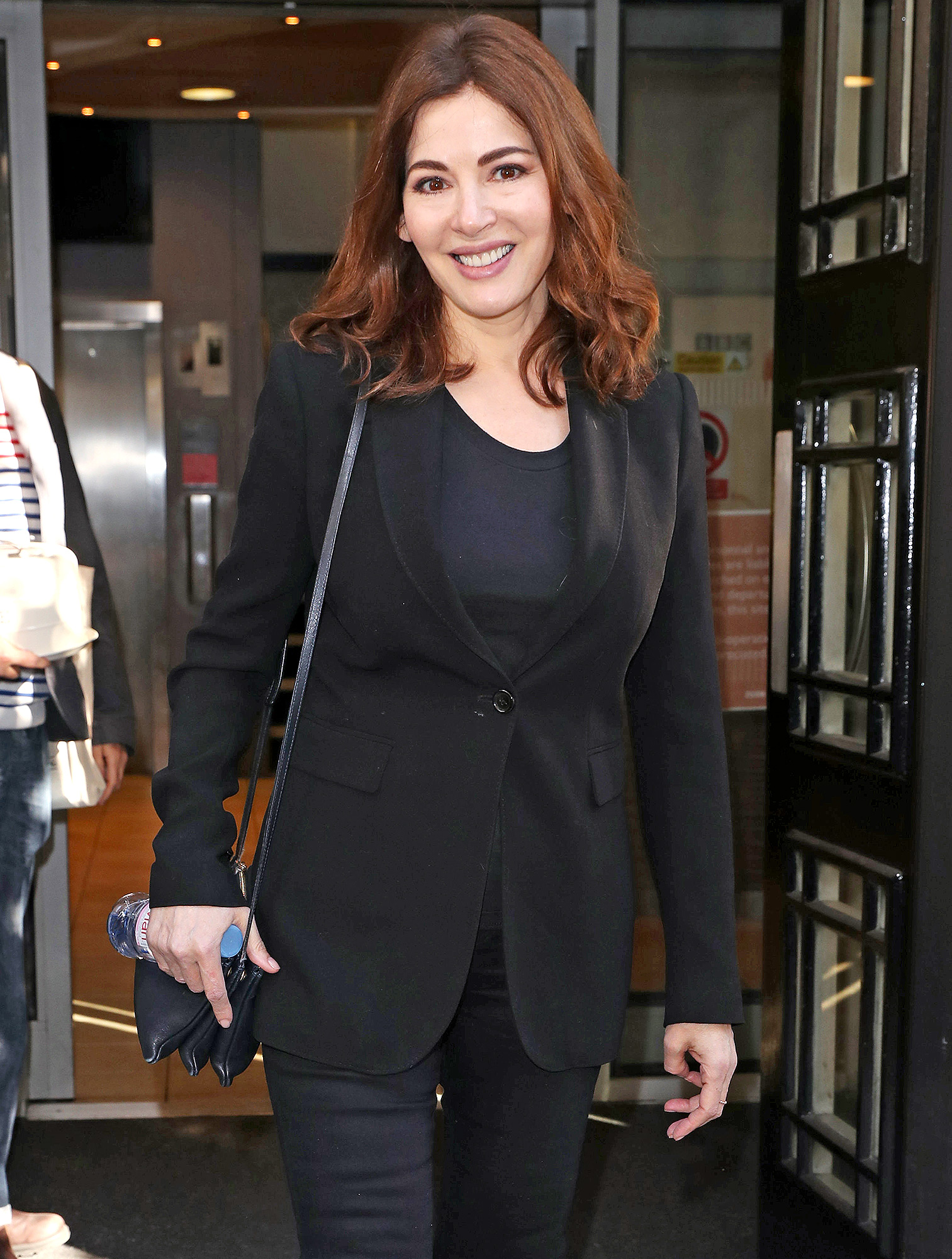 Celebrities out and about, London, UK - 22 Sep 2017