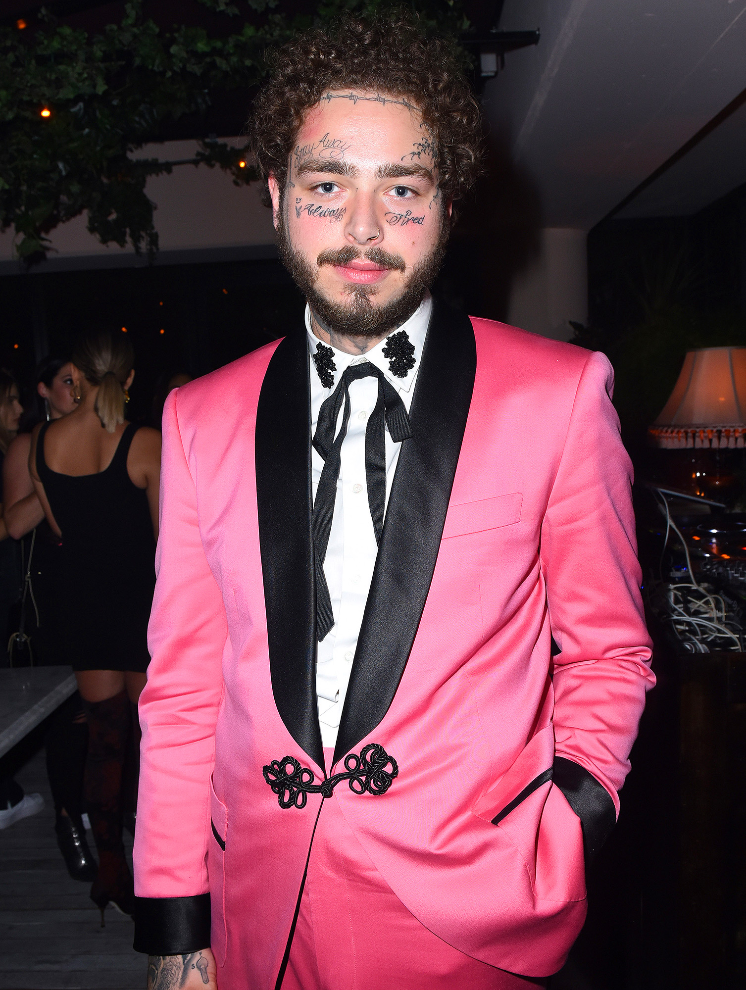 """Post Malone's """"2018 American Music Awards"""" Hosted By John Terzian And Dre London At Harriet's In West Hollywood"""