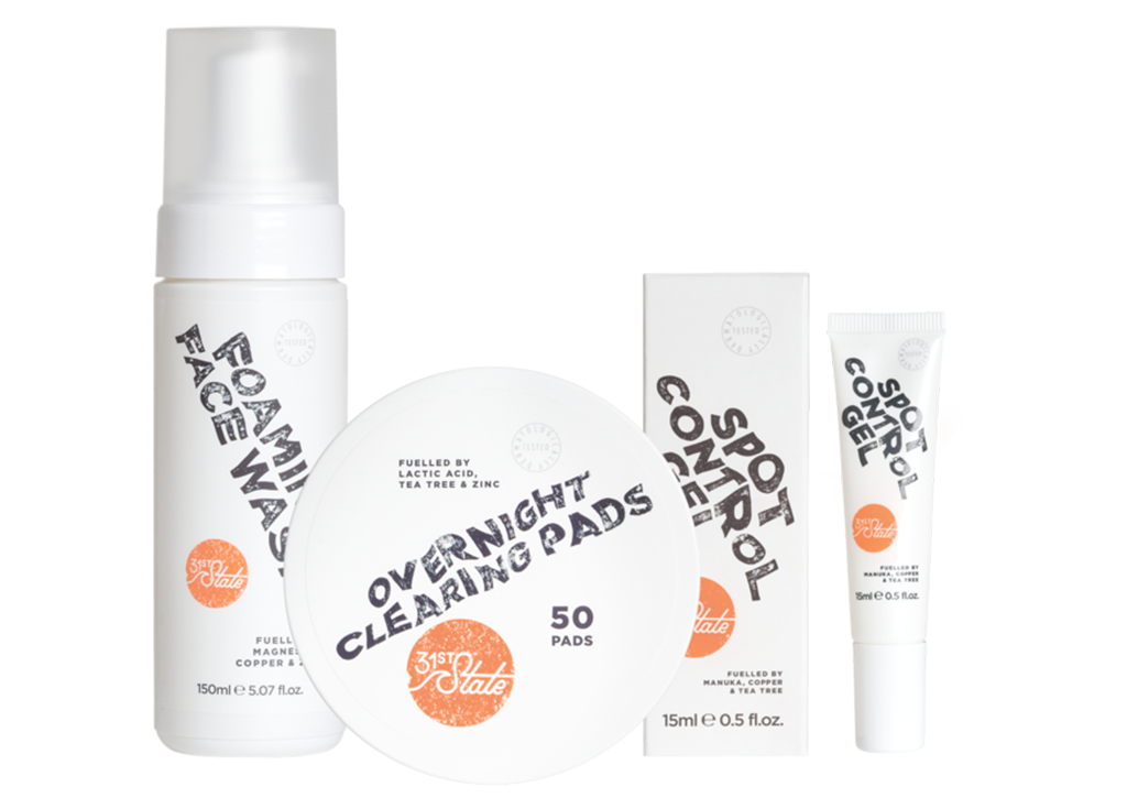 31st State Skincare Essentials Set