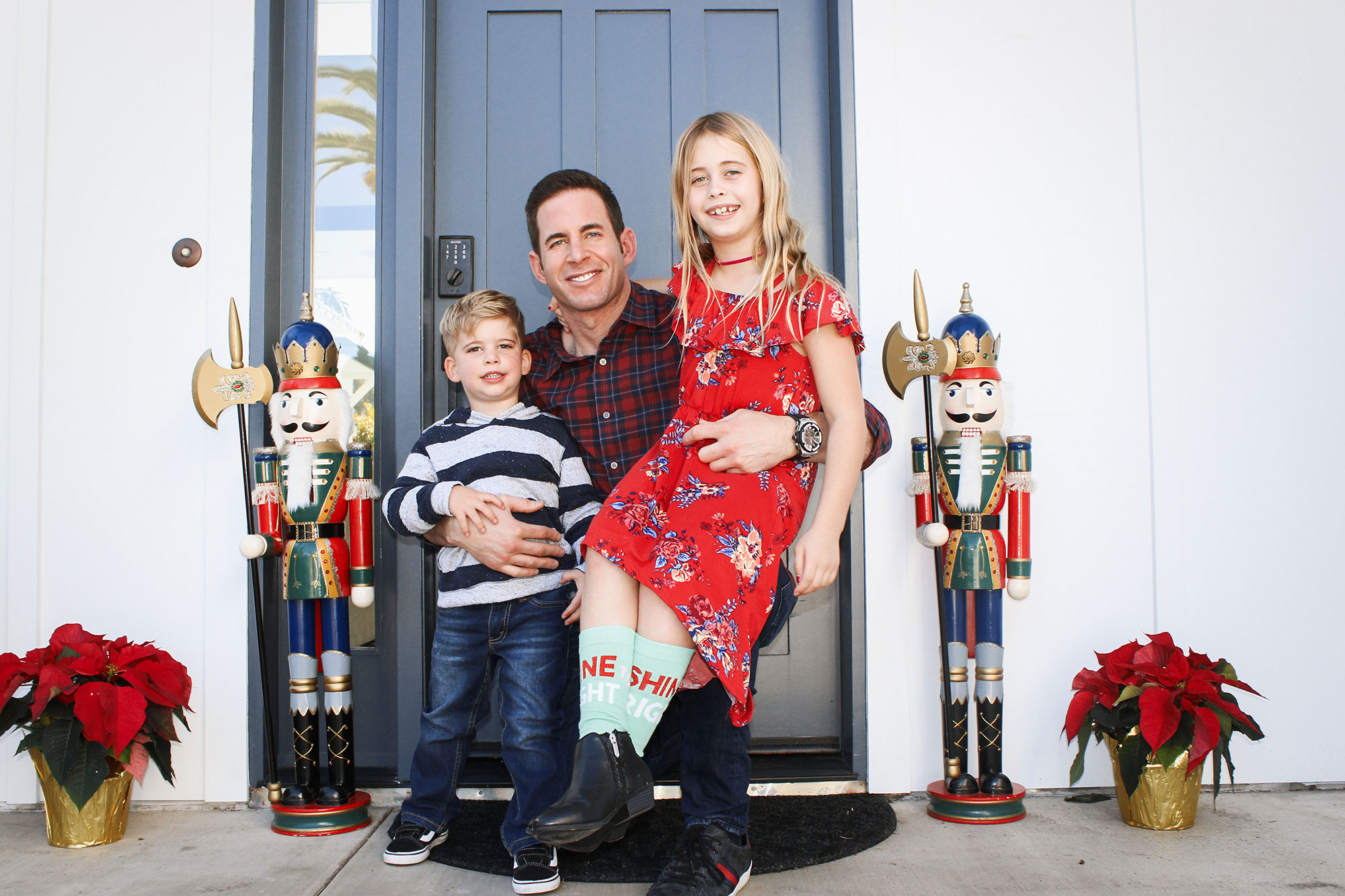 tarek-el-moussa-kids-holiday