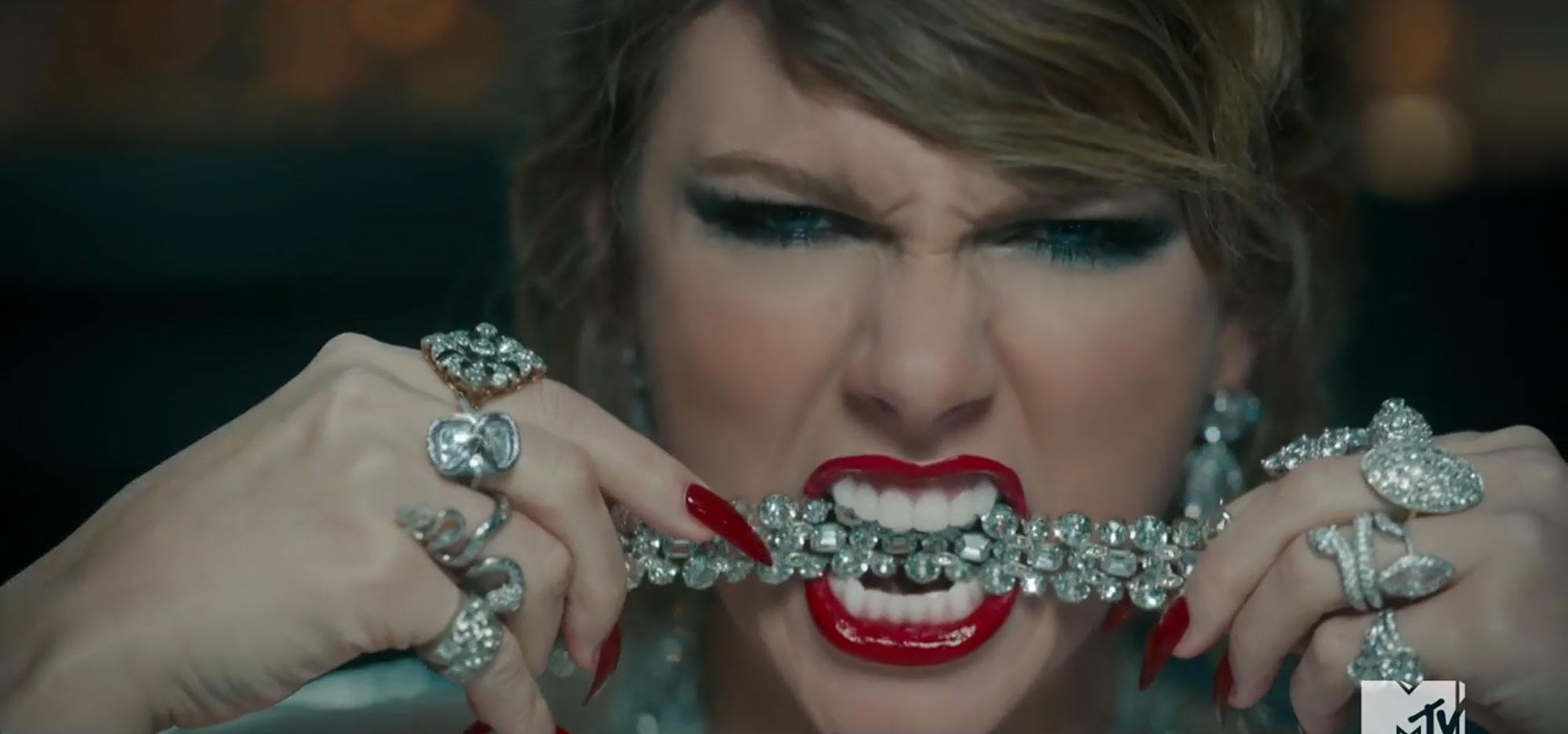 Taylor Swift - Look at What You Made Me Do (Music Video Premiere)Credit: MTV