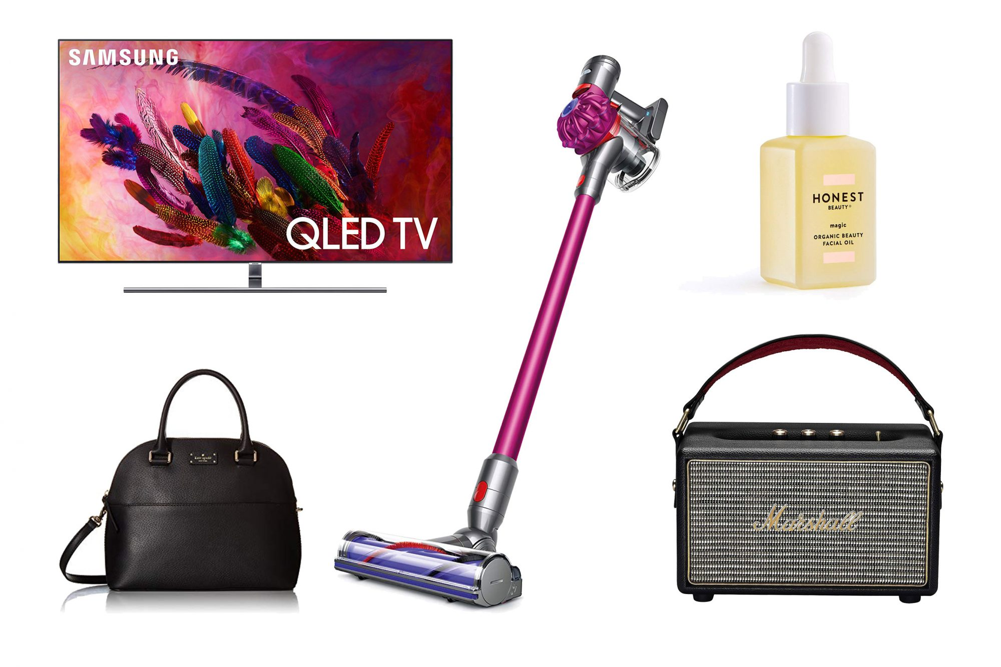 Amazon Year End Deals 2018 TV Vacuum Beauty Bags