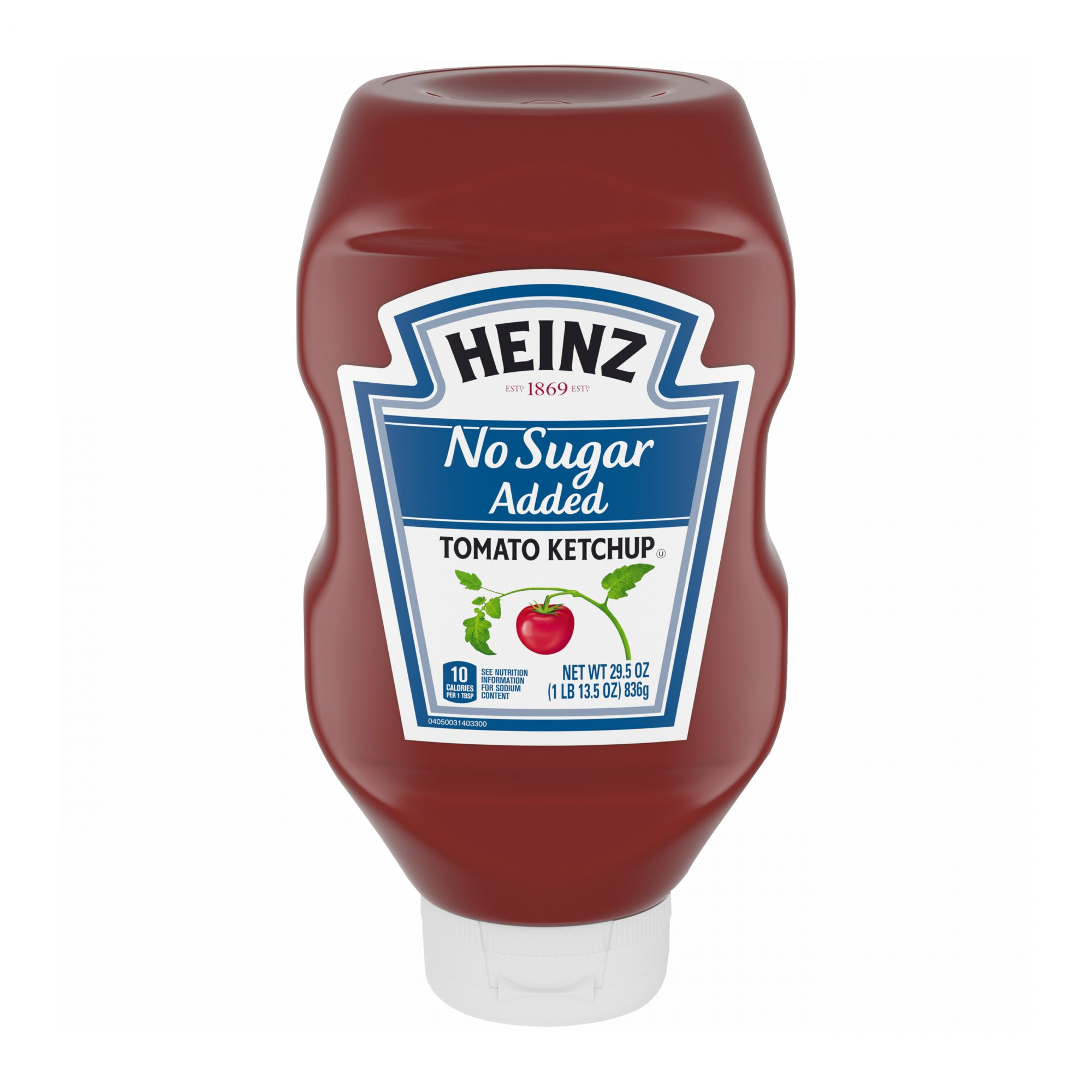 http://www.heinz.com/product/00013000011105Heinz Ketchup - No Sugar Added