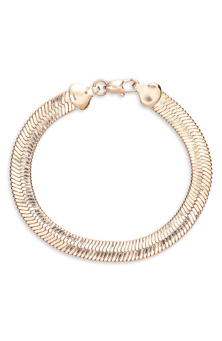 Celebs Love 8 Other Reasons Jewelry: 8 Other Reasons Kim Chain Bracelet at Nordstrom
