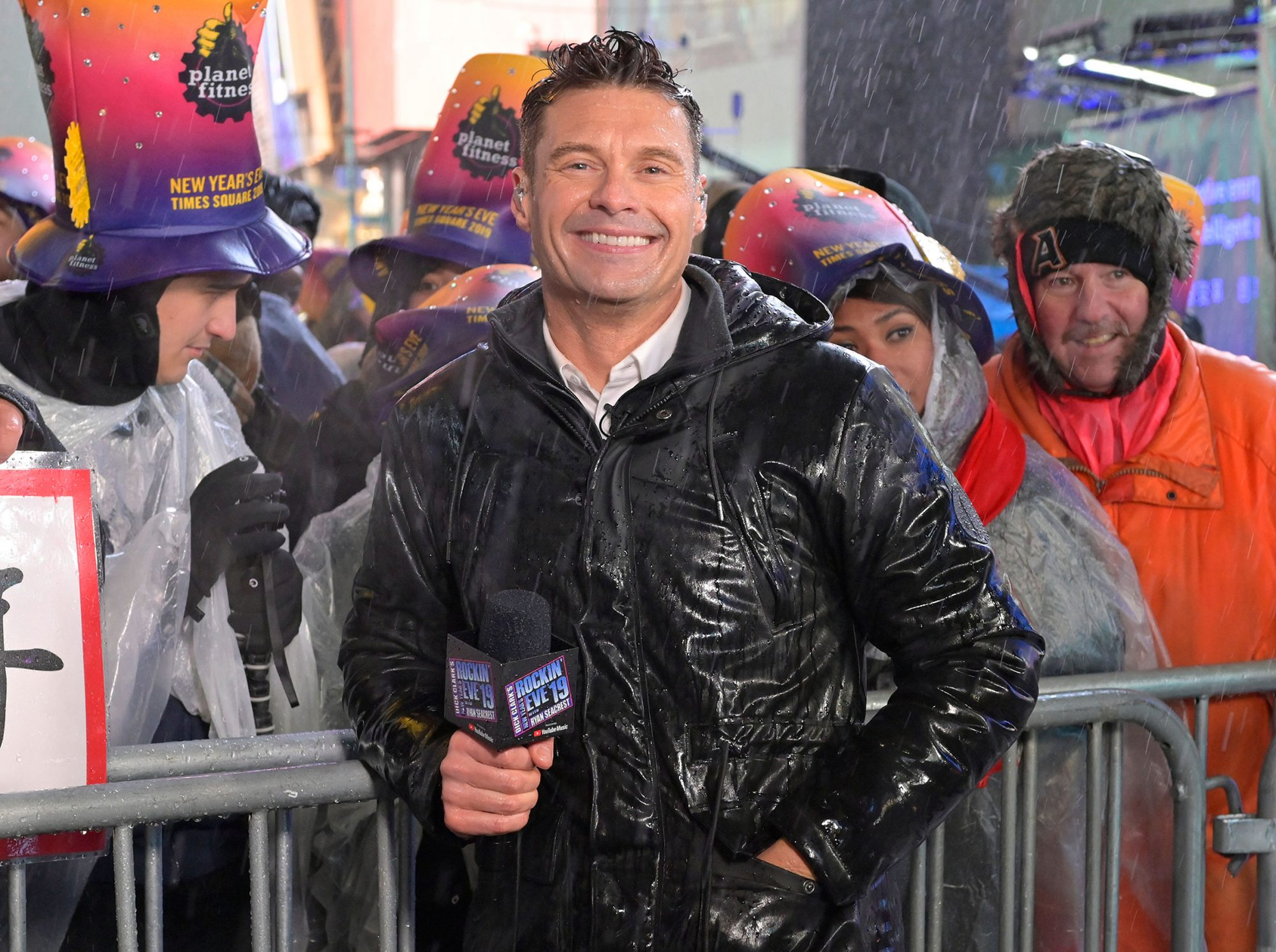 ABC's Coverage of Dick Clark's New Year's Rockin' Eve With Ryan Seacrest 2019