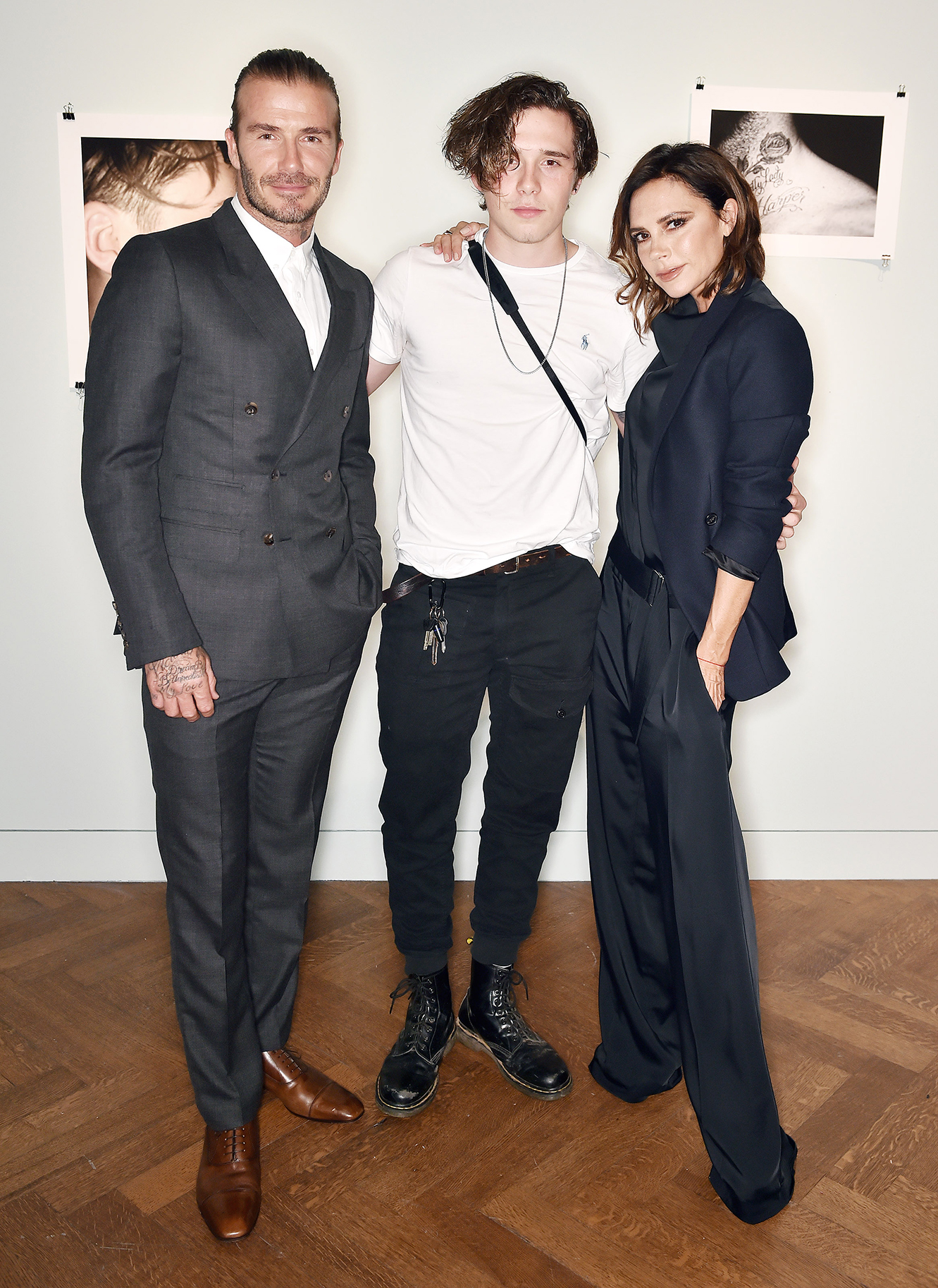 Brooklyn Beckham: 'What I See' exhibition and book launch at Christie's in partnership with Polo Ralph Lauren, New Bond Street, London, UK - 27 Jun 2017
