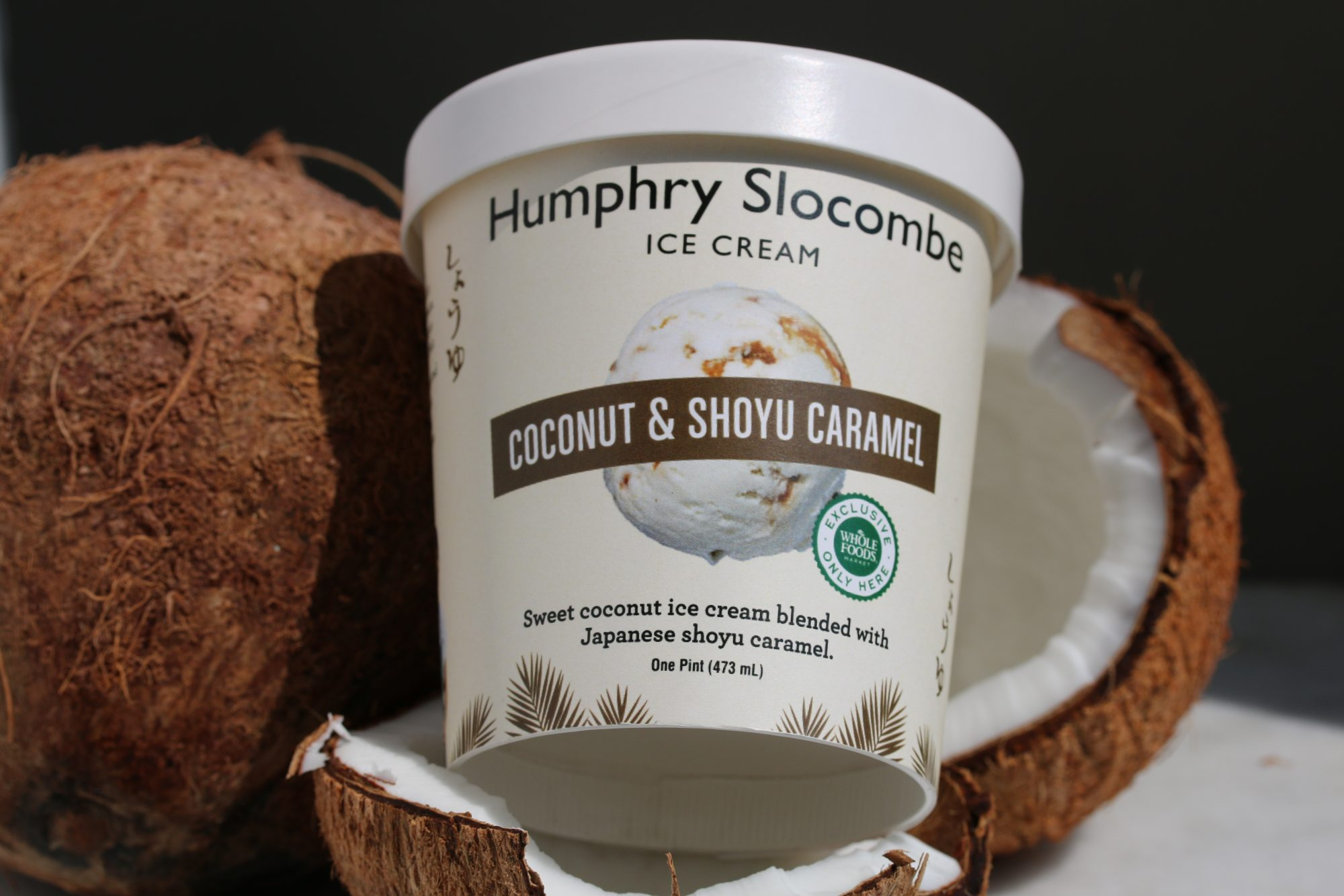 Coconut & Shoyu Caramel at Whole Foods Market