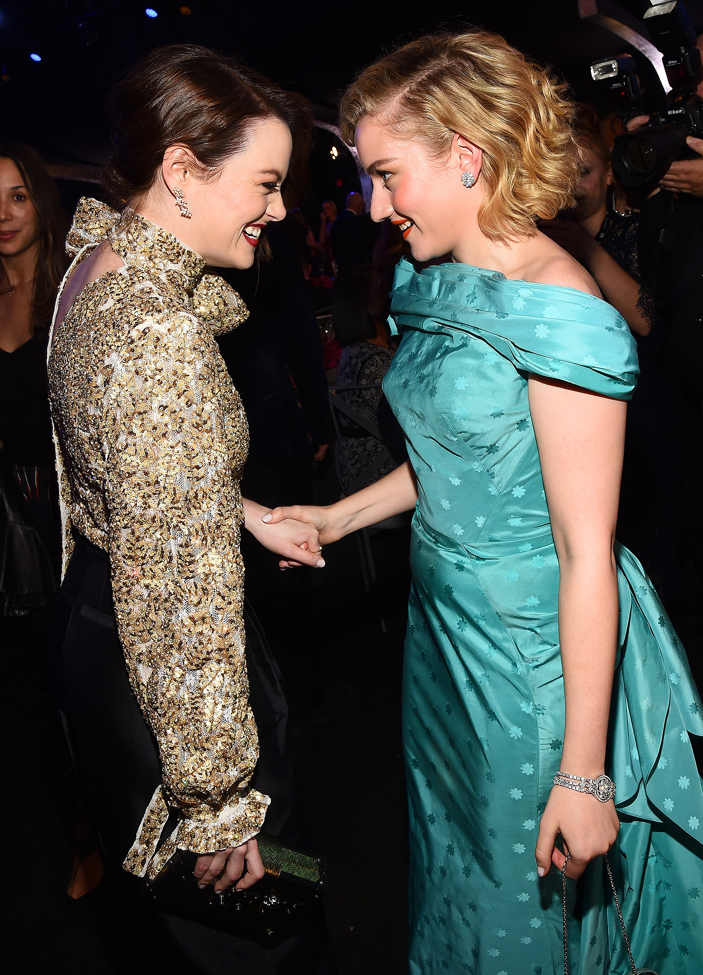 25th Annual Screen Actors Guild Awards, Cocktails, Los Angeles, USA - 27 Jan 2019