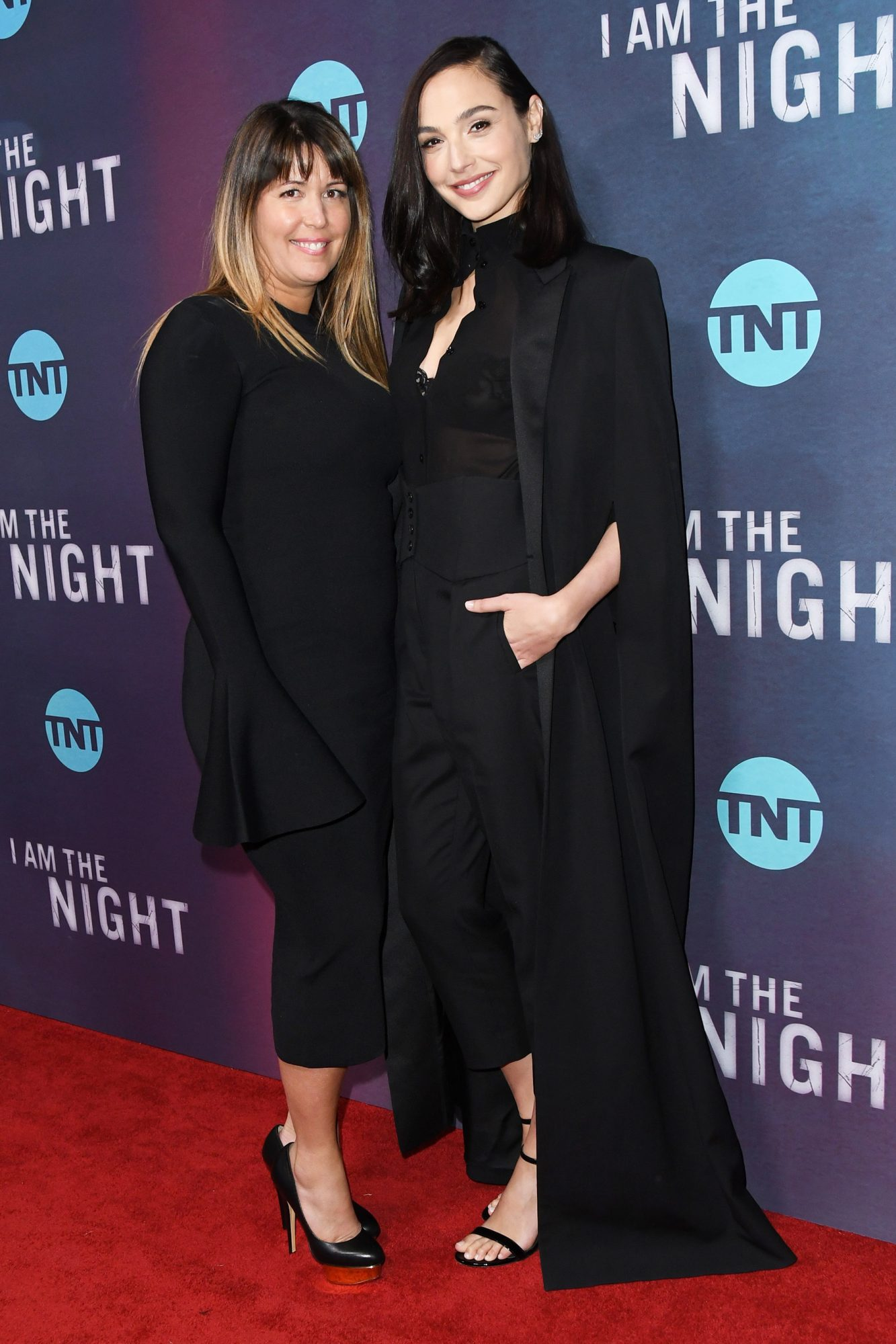 ''I Am the Night'' Los Angeles Premiere