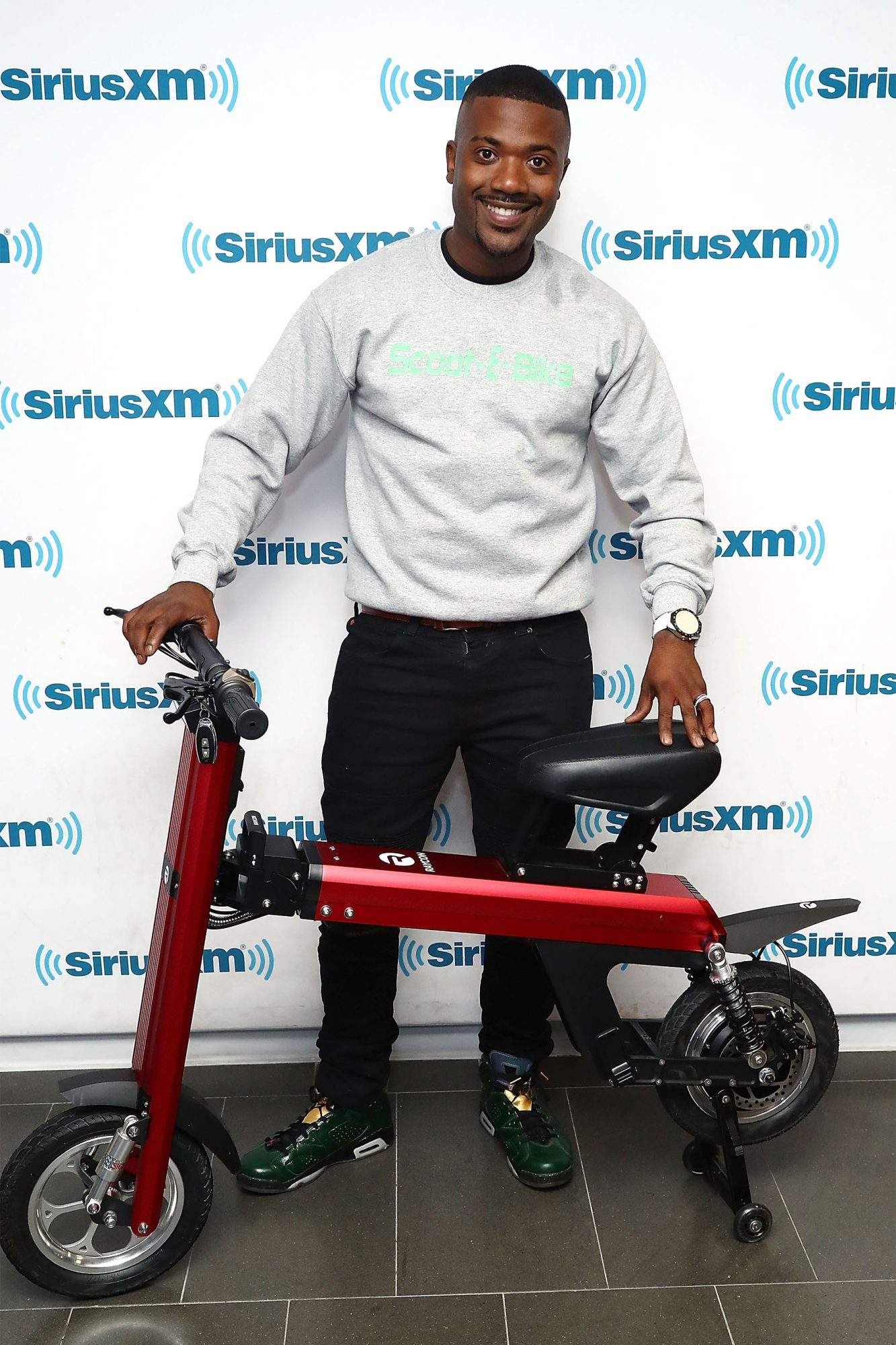 Celebrities Visit SiriusXM - March 29, 2018