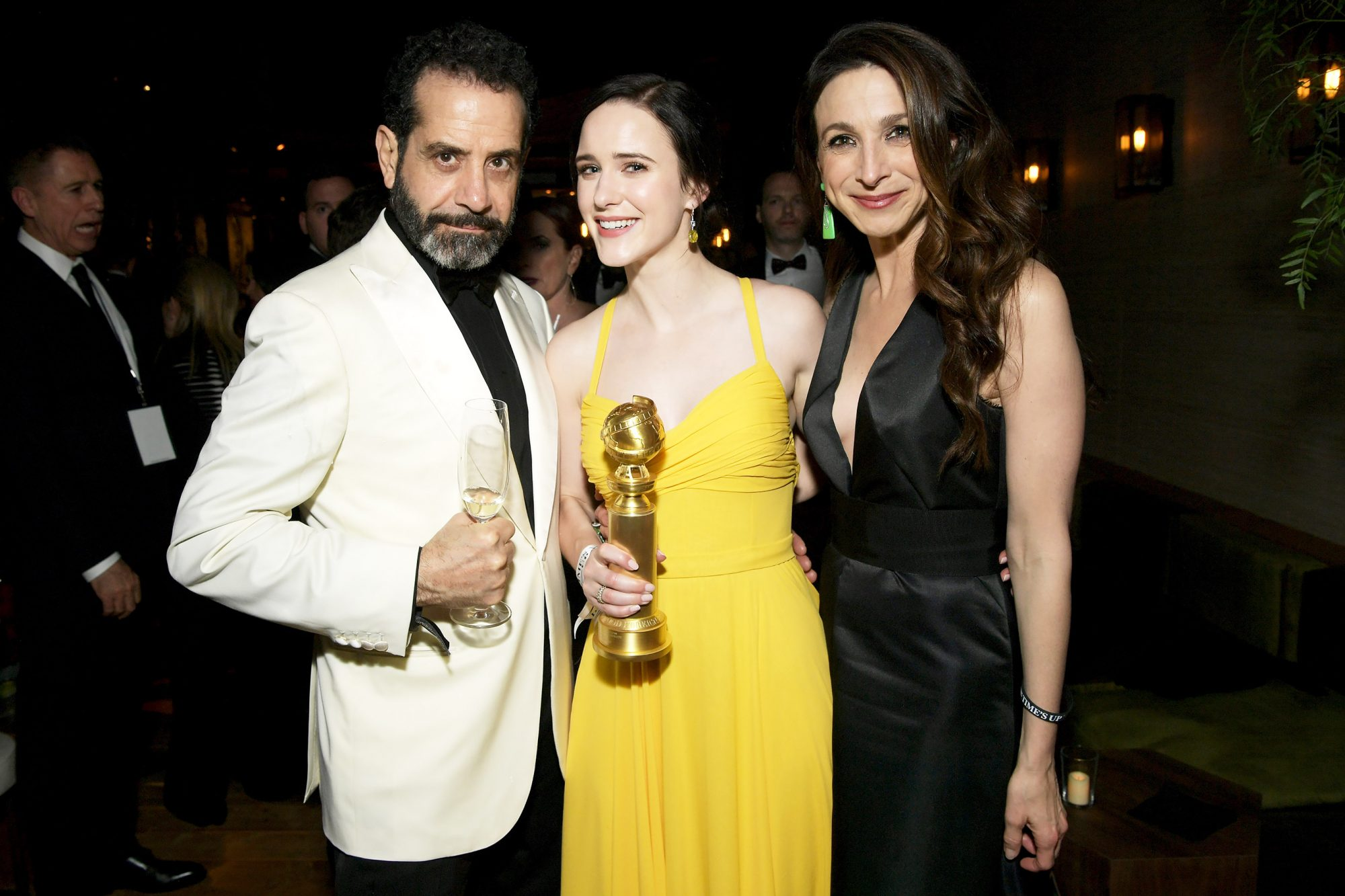 Amazon Prime Video's Golden Globe Awards After Party - Inside