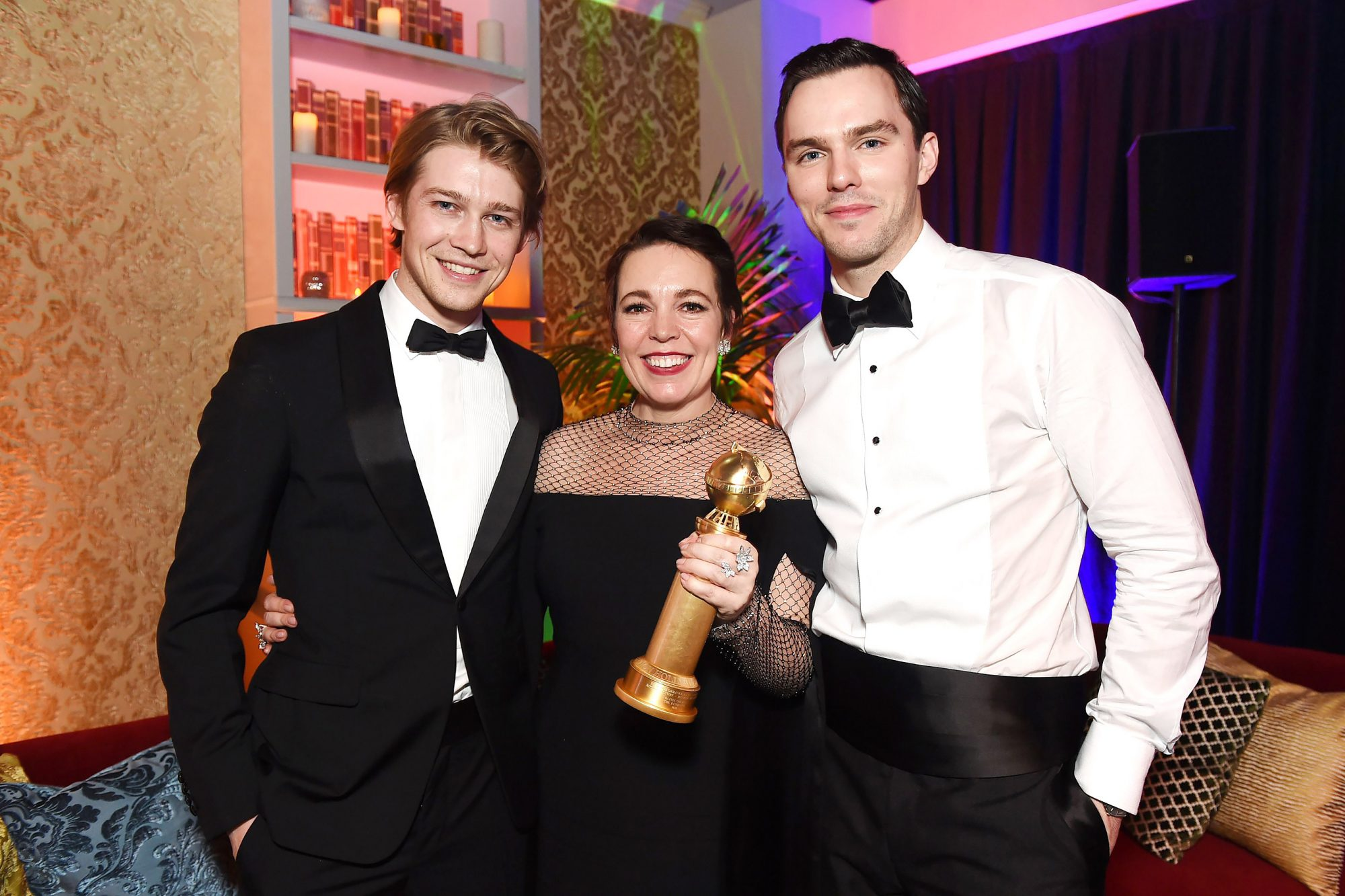 76th Annual Golden Globe Awards, Fox After Party, Los Angeles, USA - 06 Jan 2019
