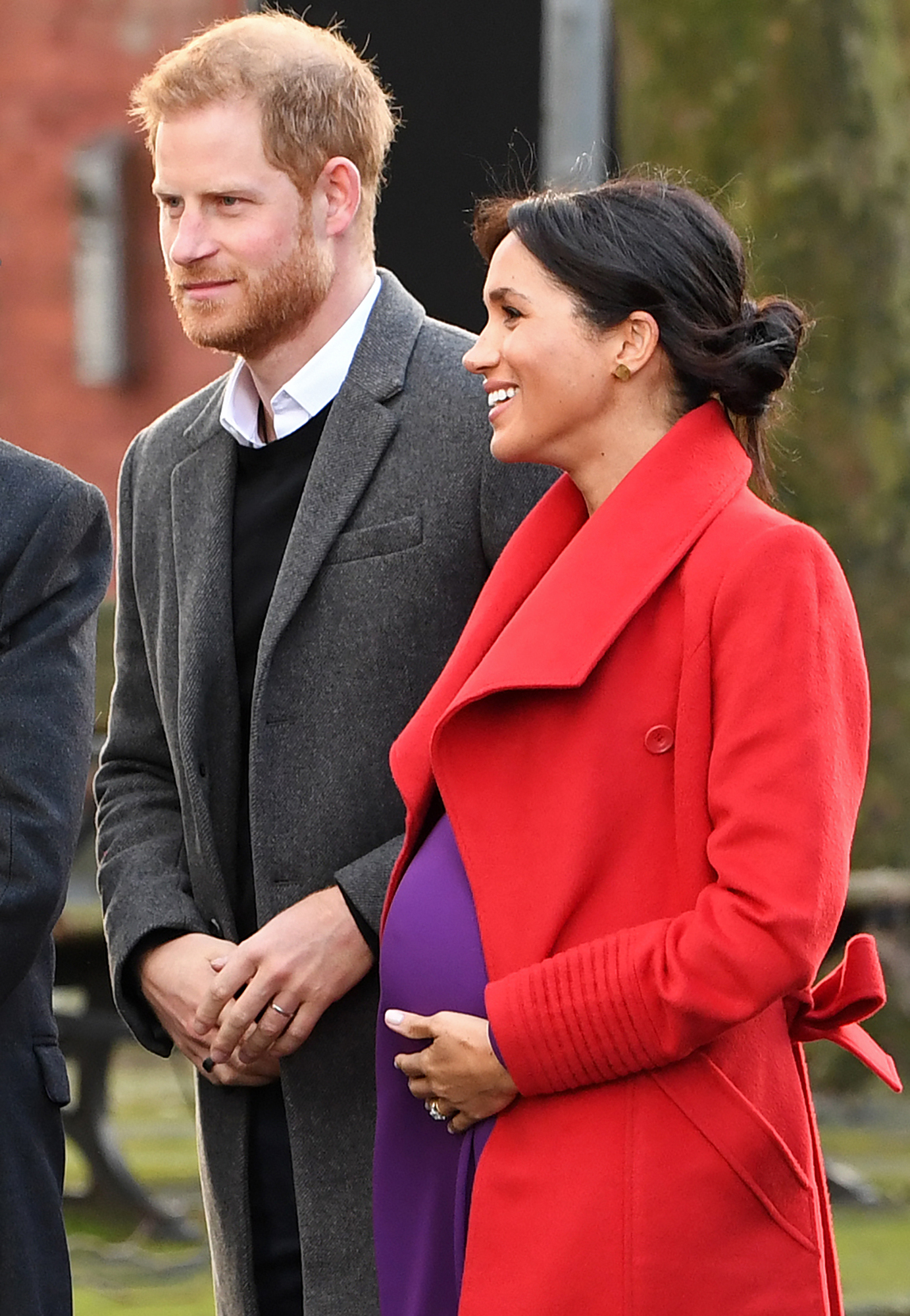 BABY SUSSEX IS LIKELY AN APRIL BABY