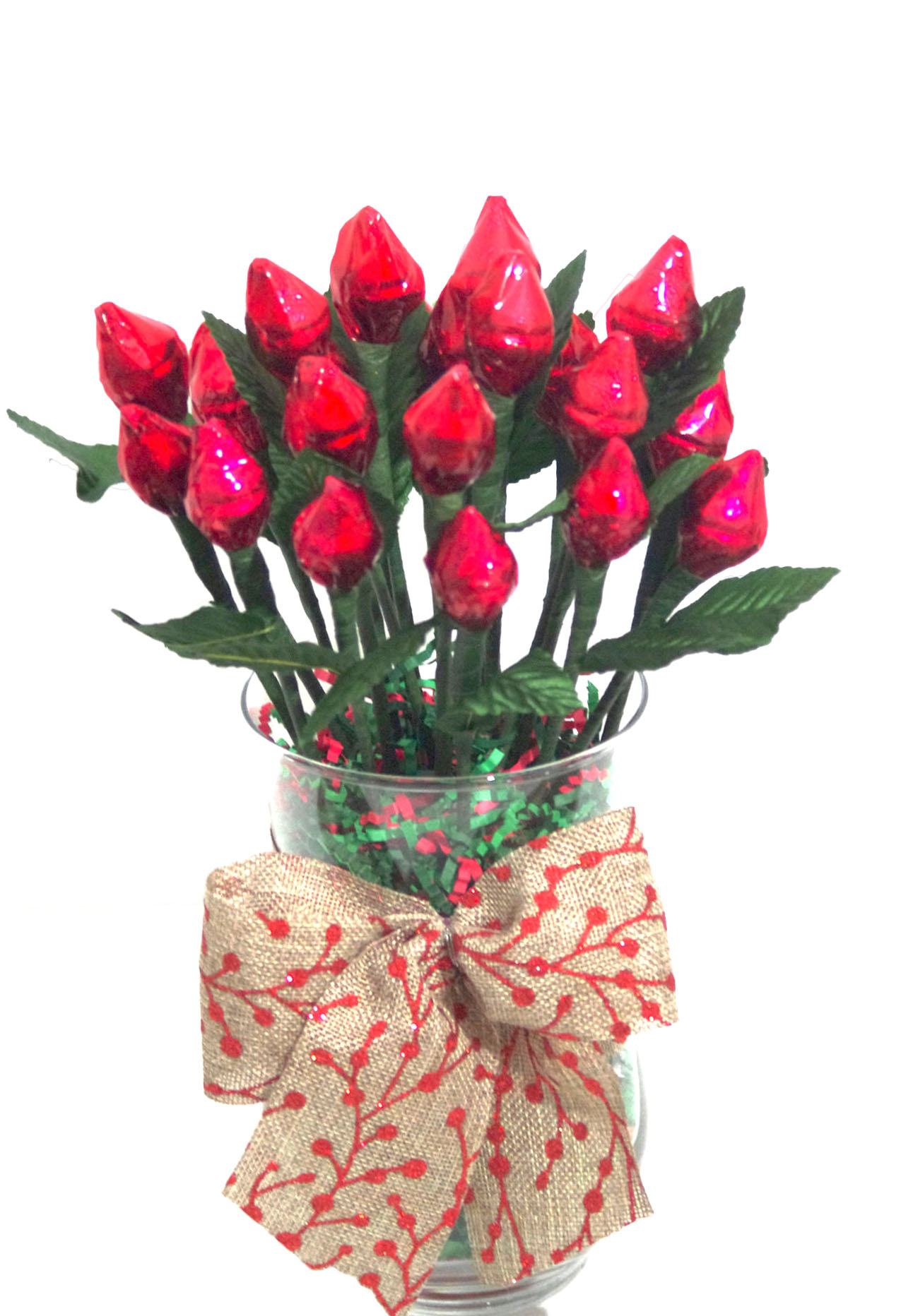 Unique Valentine's Day Gifts: Hershey's Kisses Rose Bouquet