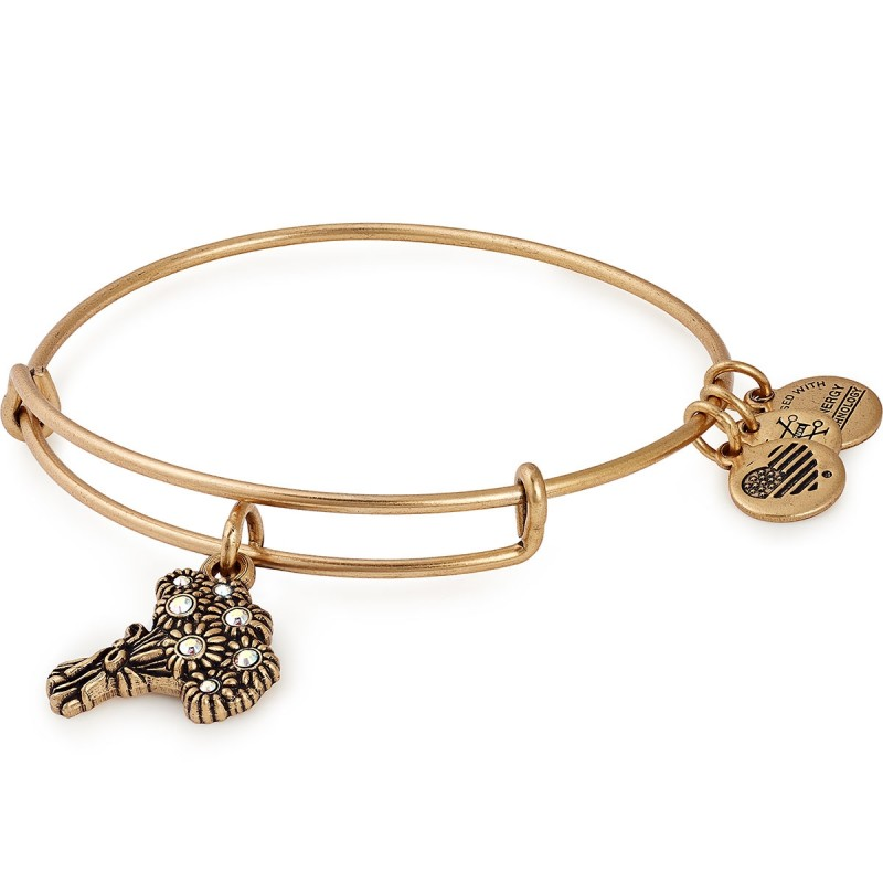 PEOPLE Exclusive Discount Code: I Pick You Charm Bangle at Alex and Ani