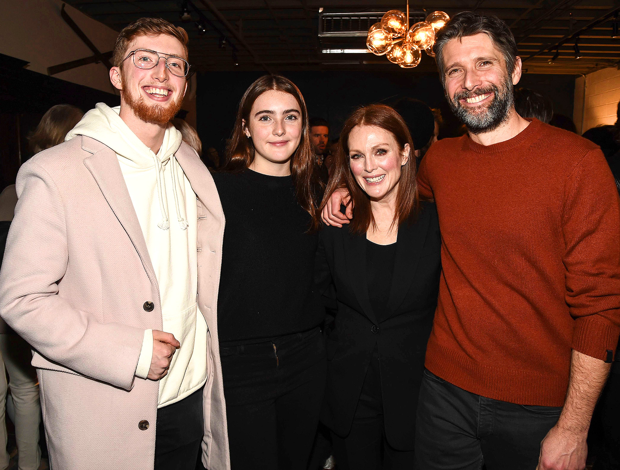 After The Wedding Cast Party at Chase Sapphire on Main, Park City, USA - 24 Jan 2019