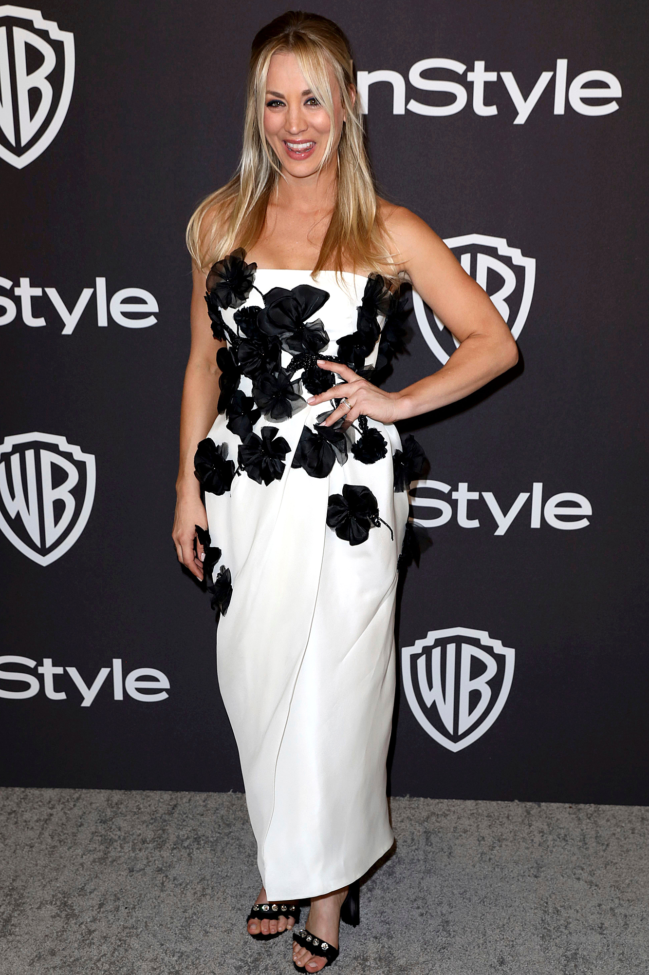 76th Annual Golden Globe Awards - InStyle and Warner Bros. Afterparty, Beverly Hills, USA - 06 Jan 2019