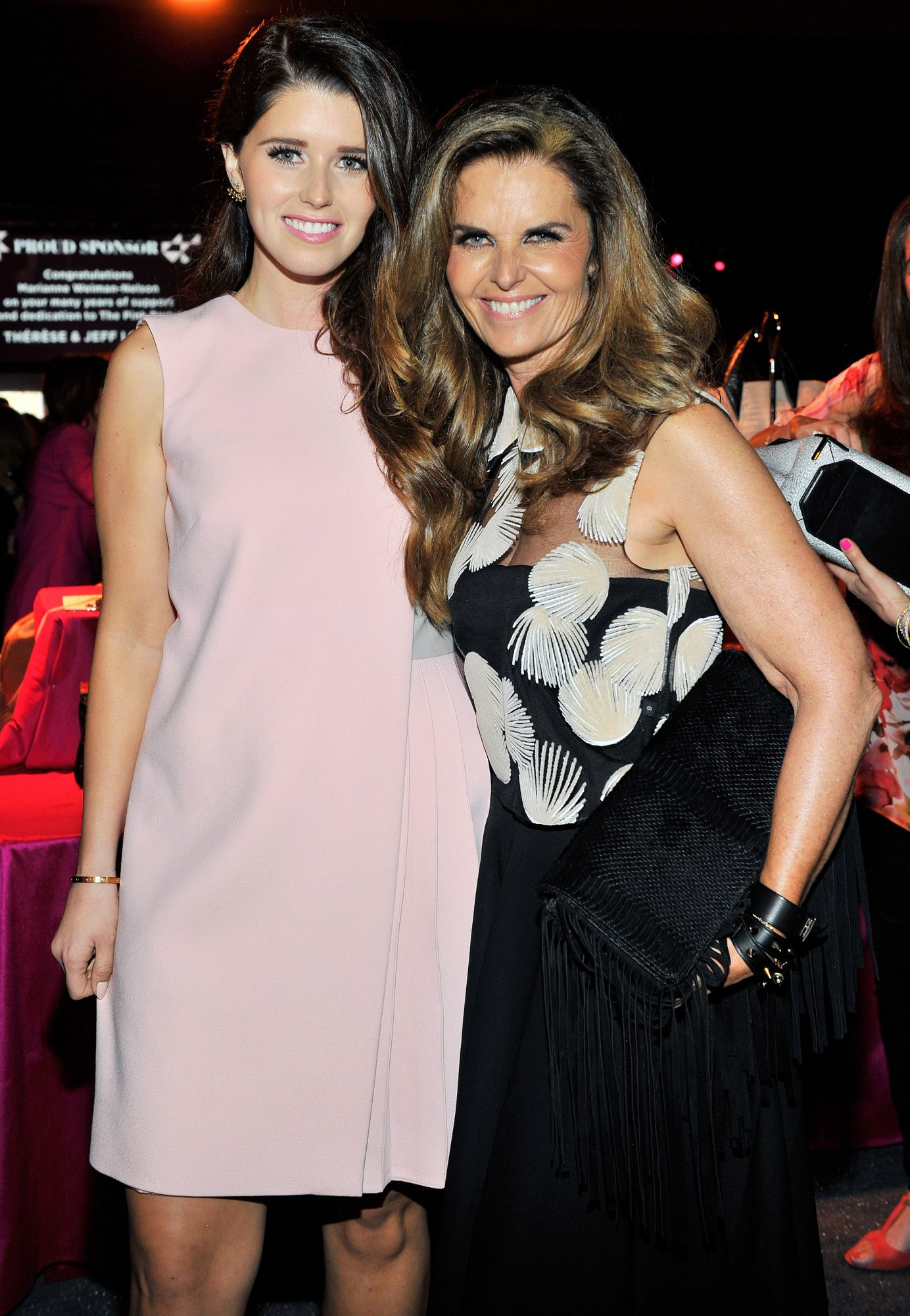 Elyse Walker Presents The 10th Anniversary Pink Party Hosted By Jennifer Garner And Rachel Zoe - Inside