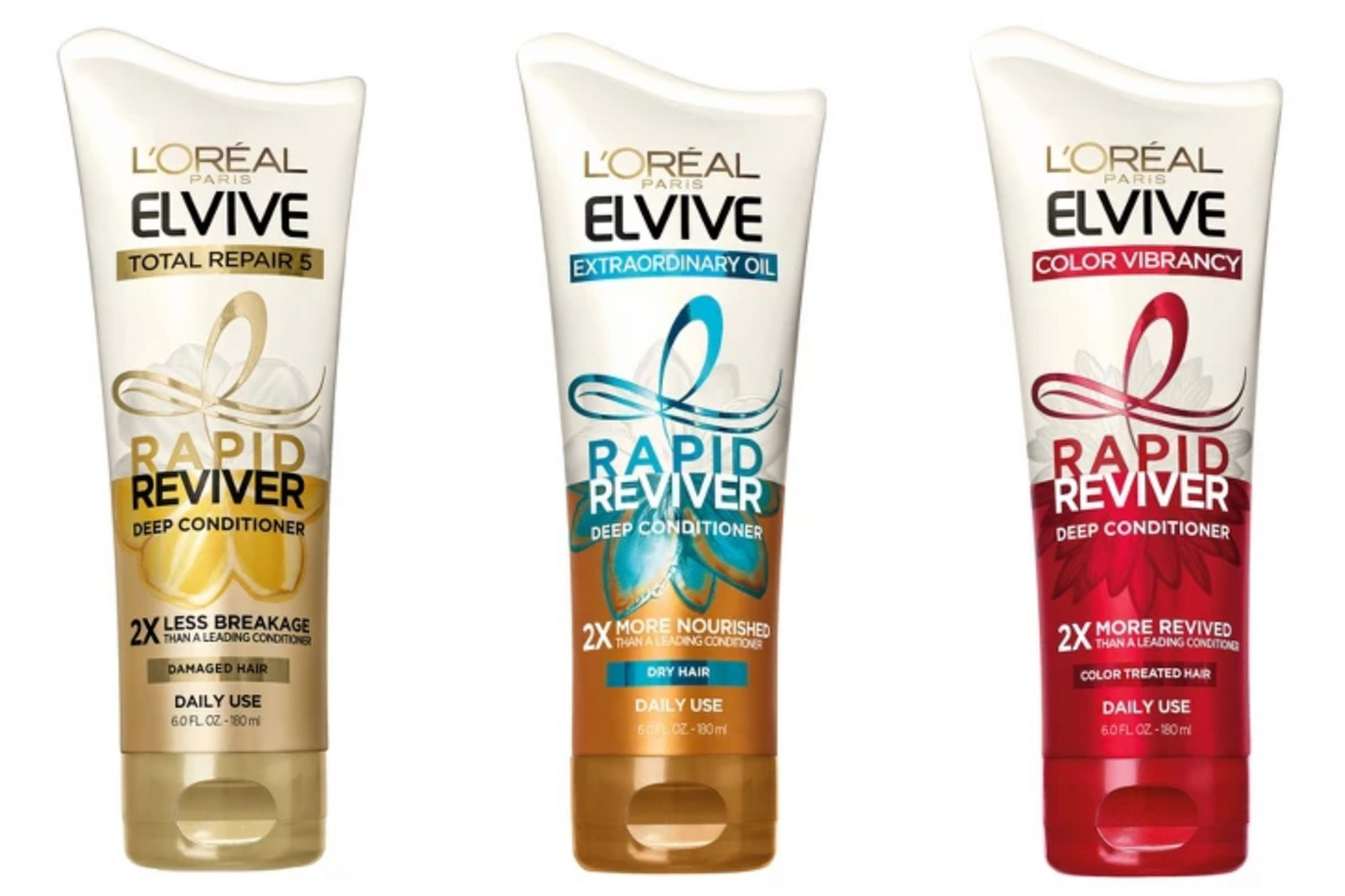 l'oreal elvive rapid reviver hair conditioner