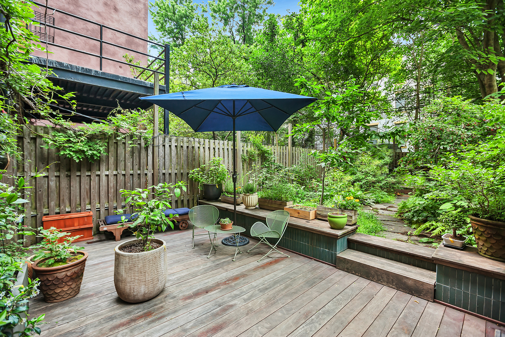 Photos of 36 Sterling Place for broker Debbie Korb of Sotheby's Downtown