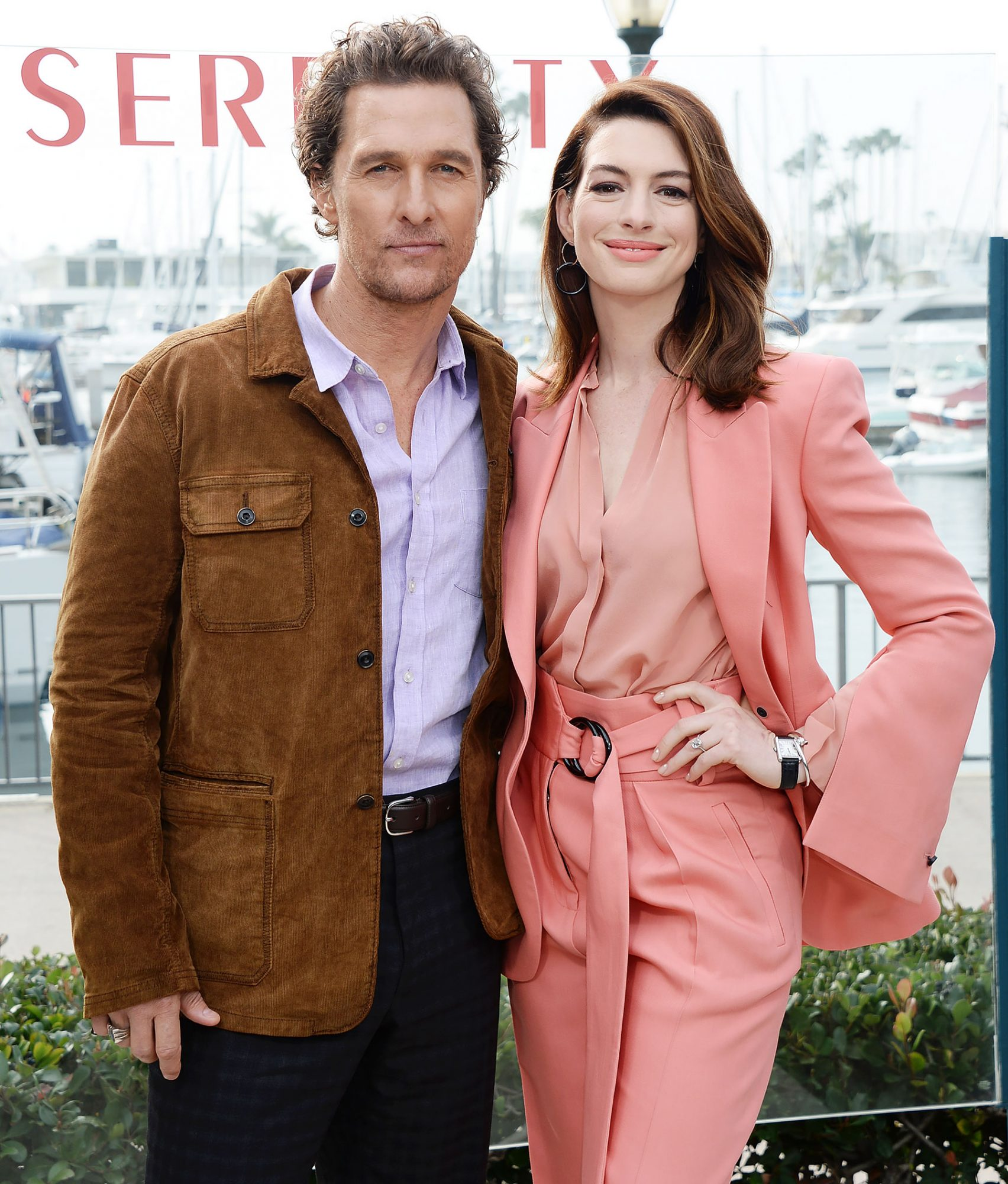 'Serenity' film photocall, Los Angeles, USA - 11 Jan 2019