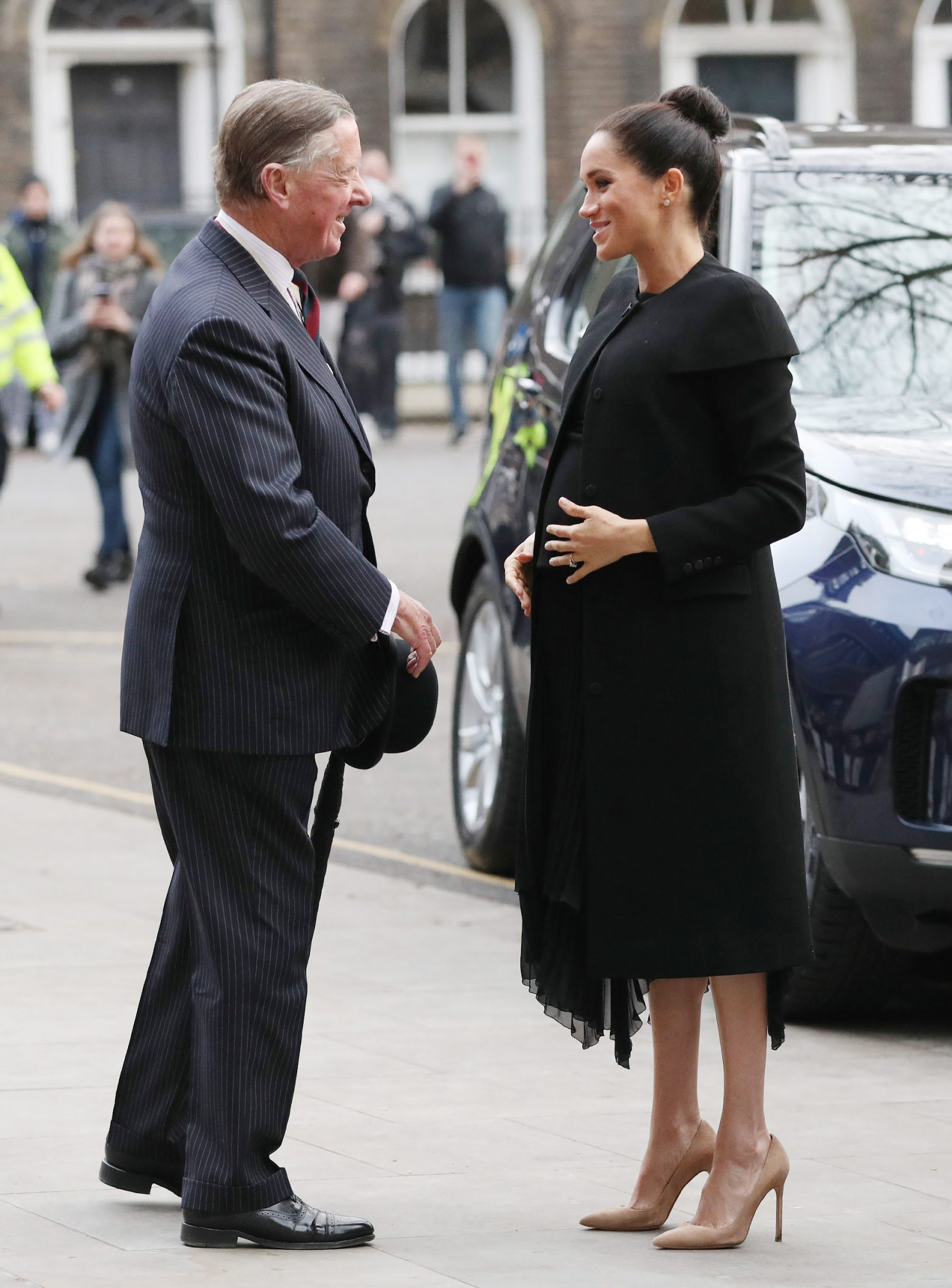 Duchess of Sussex at the Association of Commonwealth Universities
