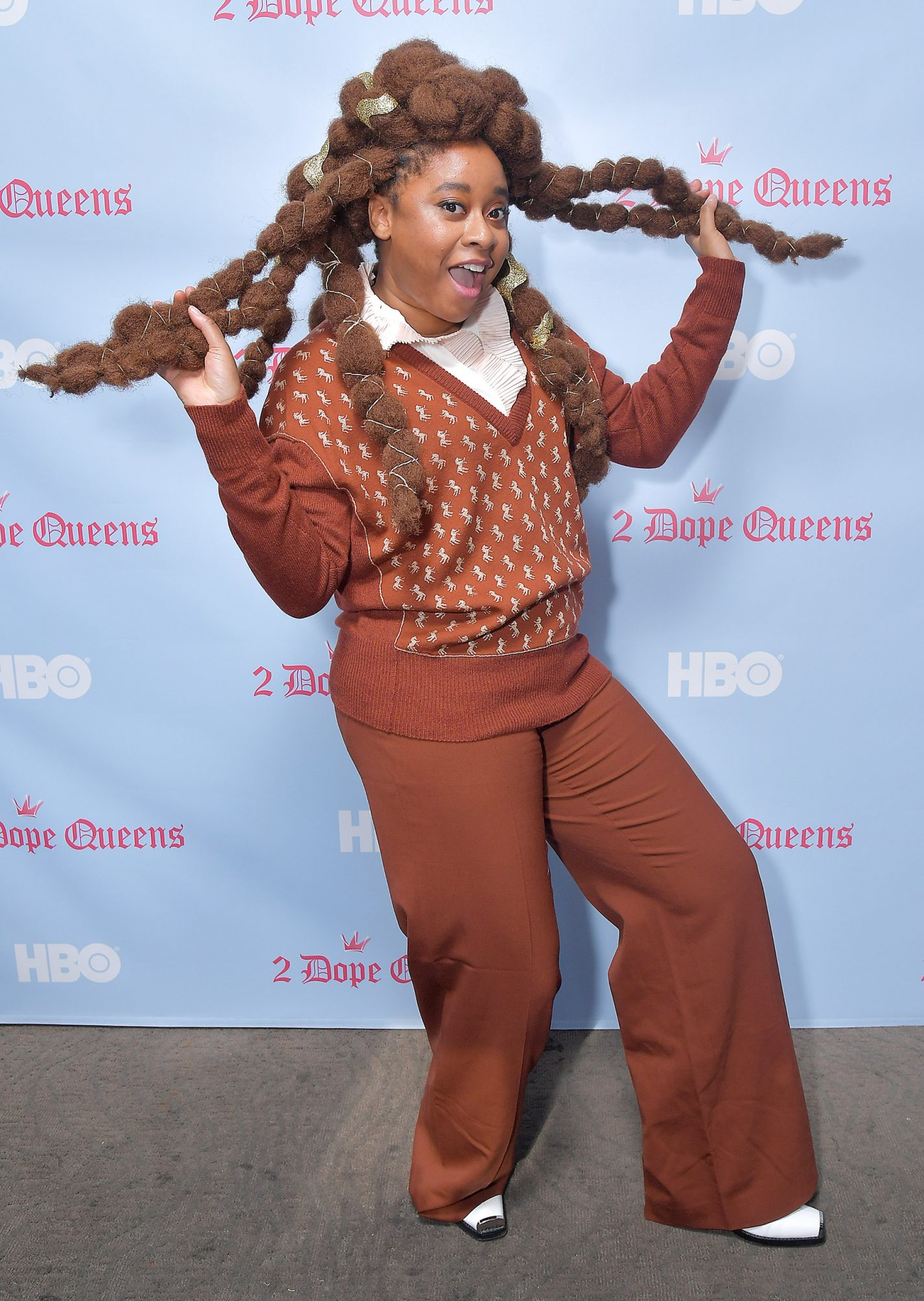 "HBO ""2 Dope Queens"" Brunch And Conversation At Sundance 2019"