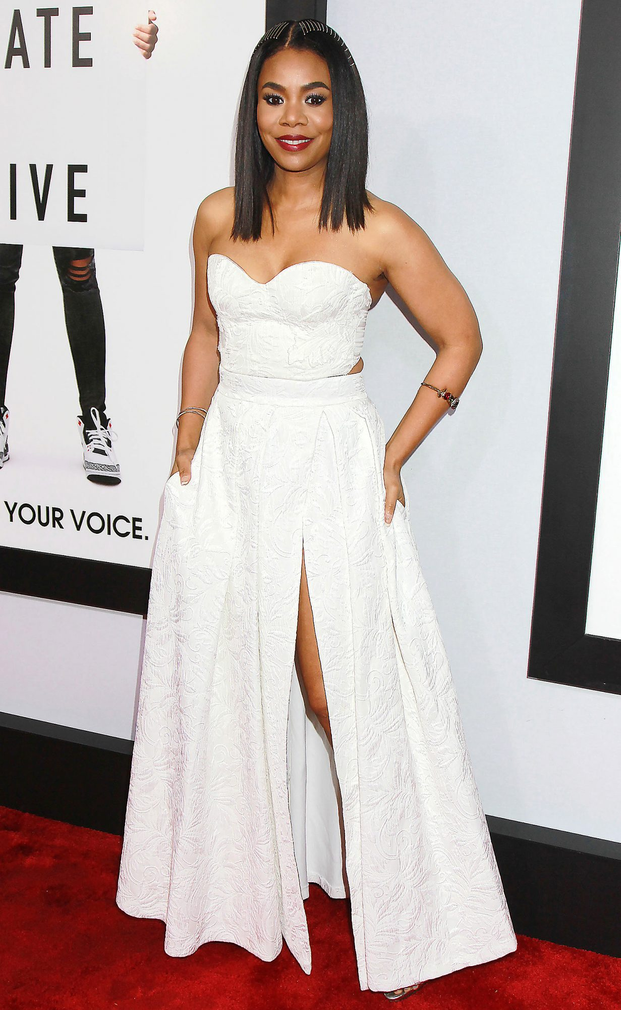 'The Hate U Give' Special New York Screening, USA - 04 Oct 2018